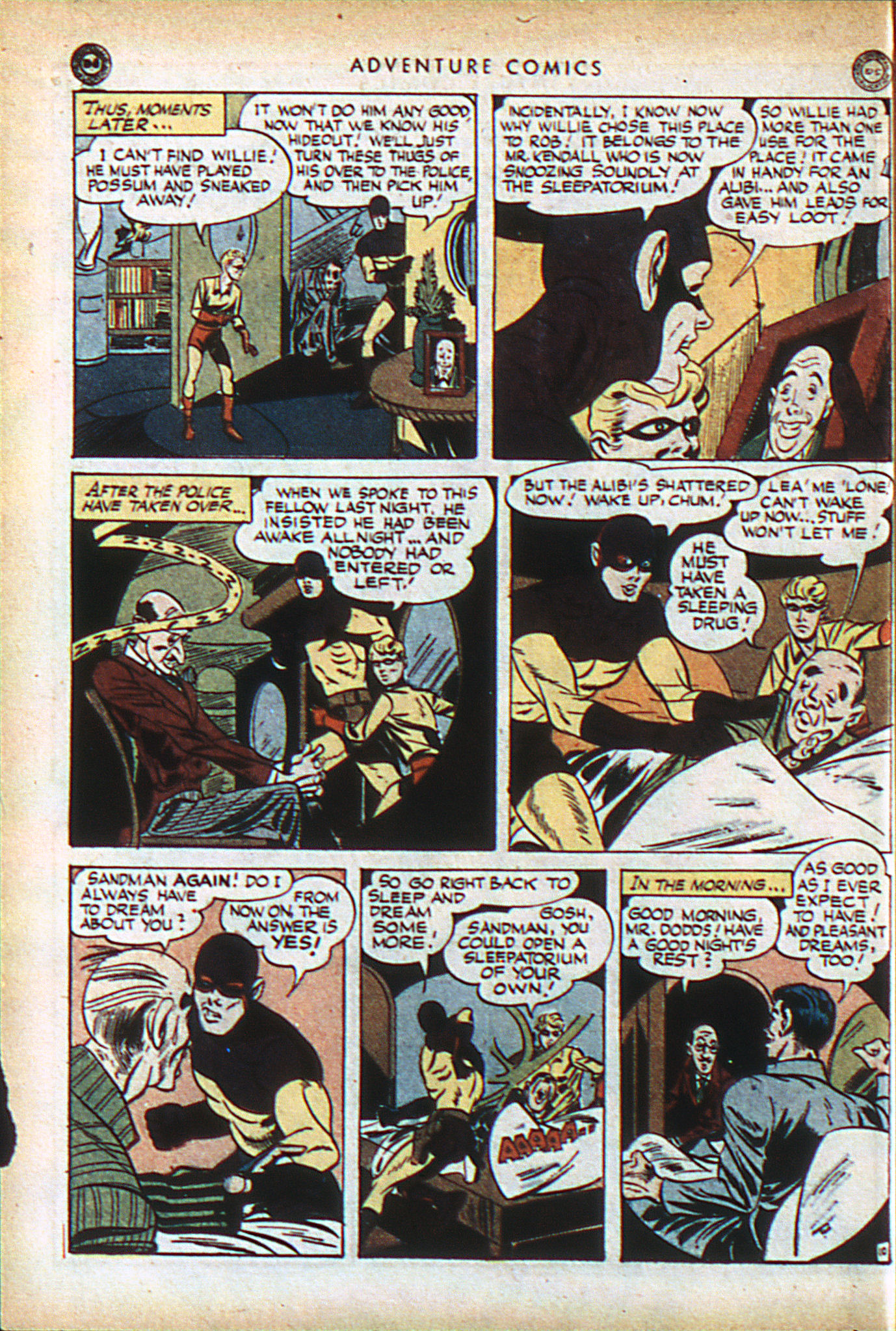 Read online Adventure Comics (1938) comic -  Issue #93 - 13