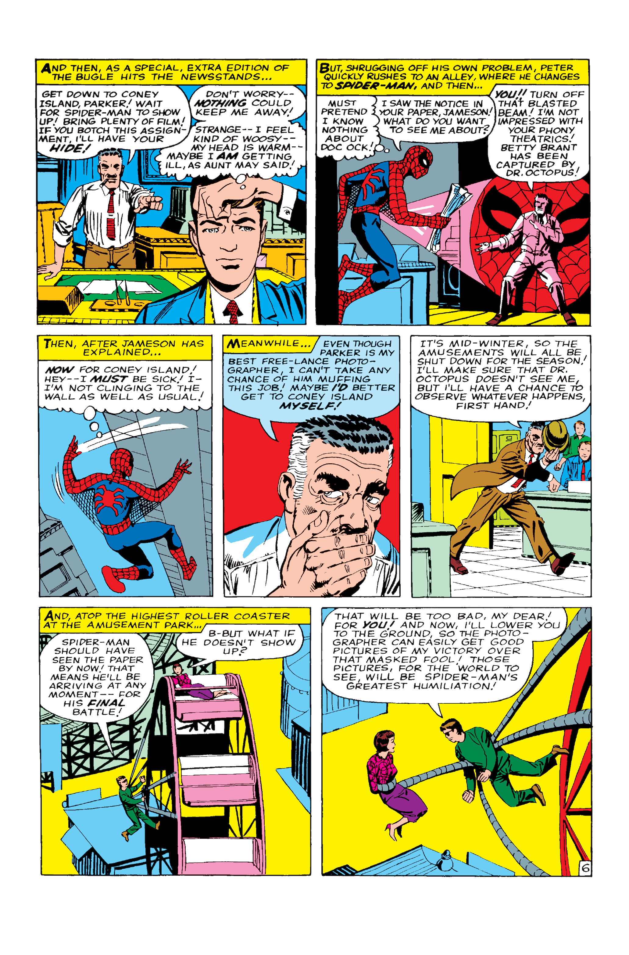 The Amazing Spider-Man (1963) 12 Page 6
