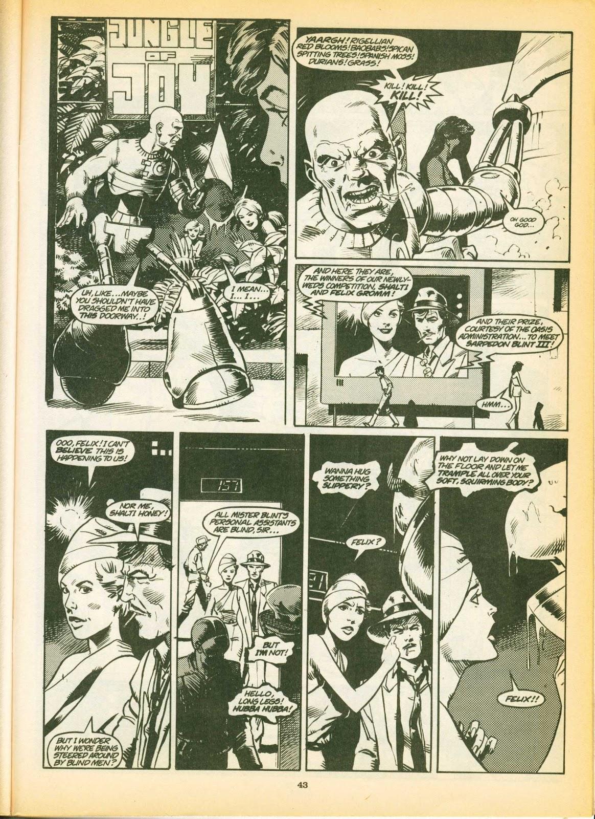 Warrior Issue #7 #8 - English 43