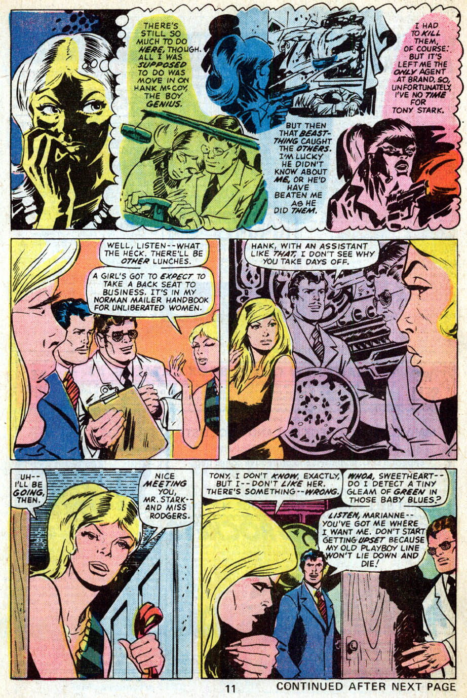 The Avengers (1963) 136 Page 7