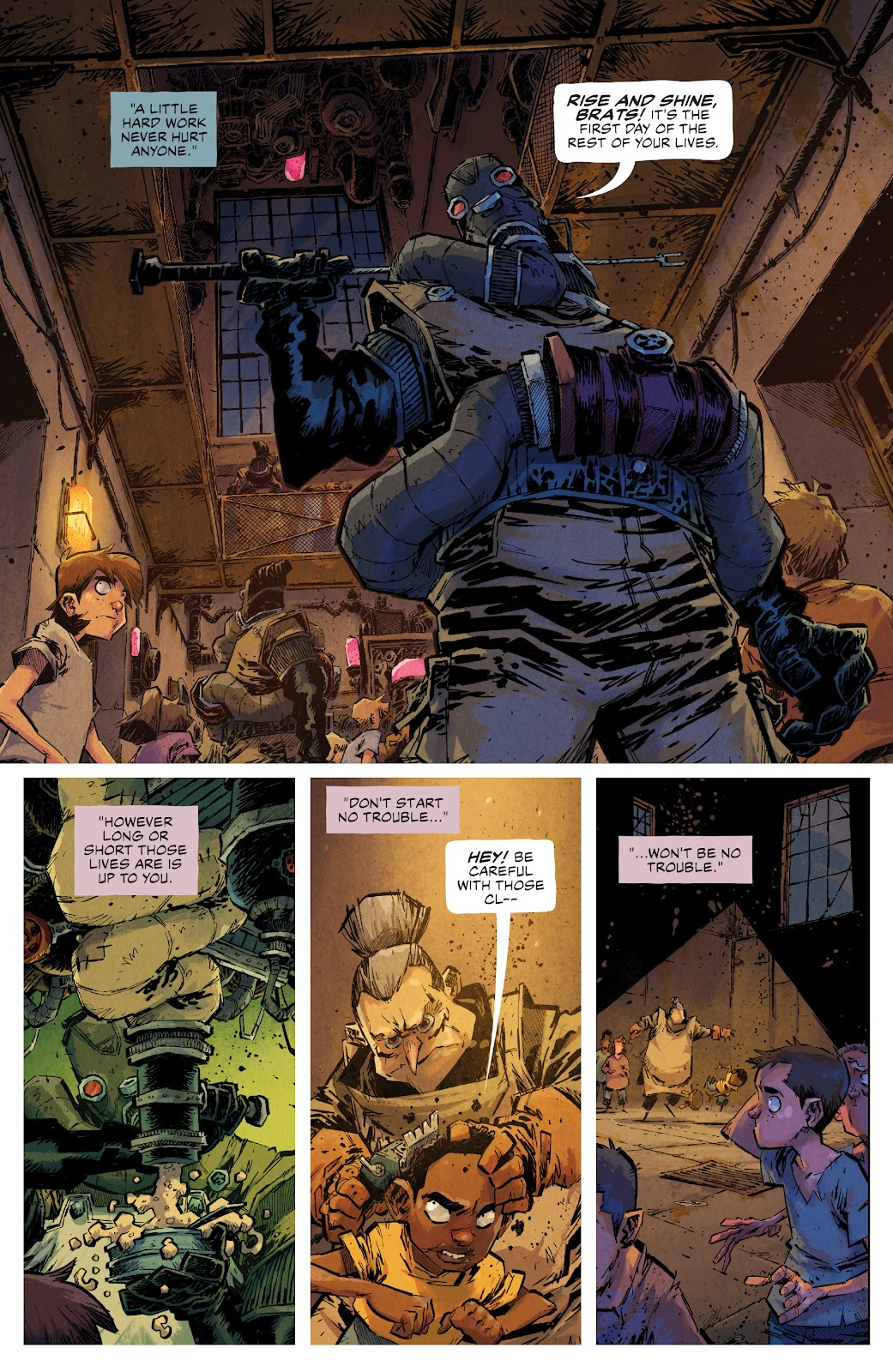 Read online Middlewest comic -  Issue #13 - 6