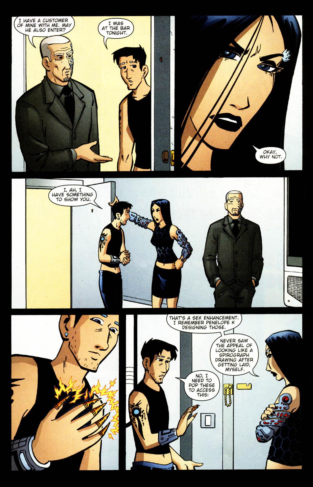 Read online Mek comic -  Issue #2 - 14