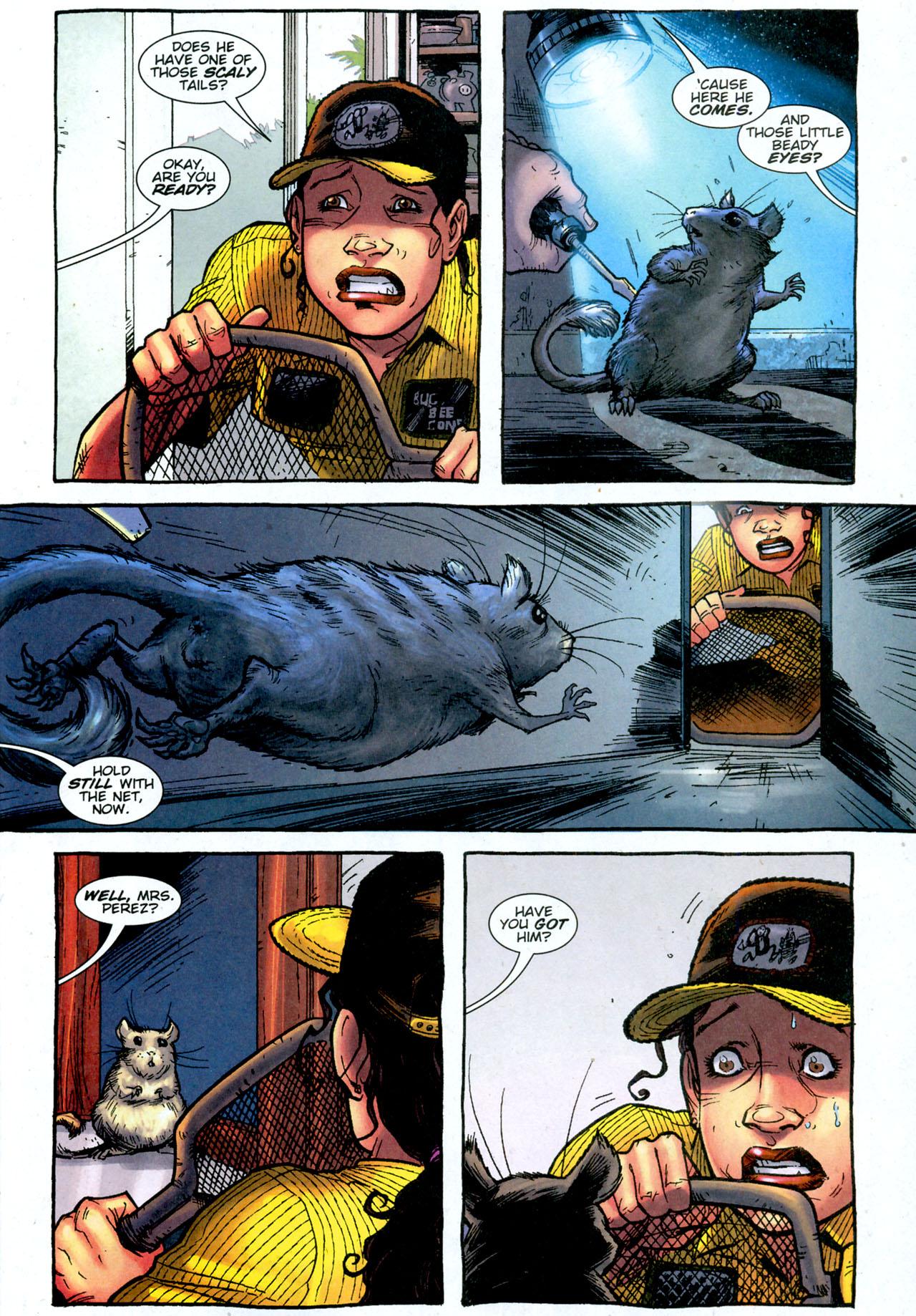 Read online The Exterminators comic -  Issue #14 - 17