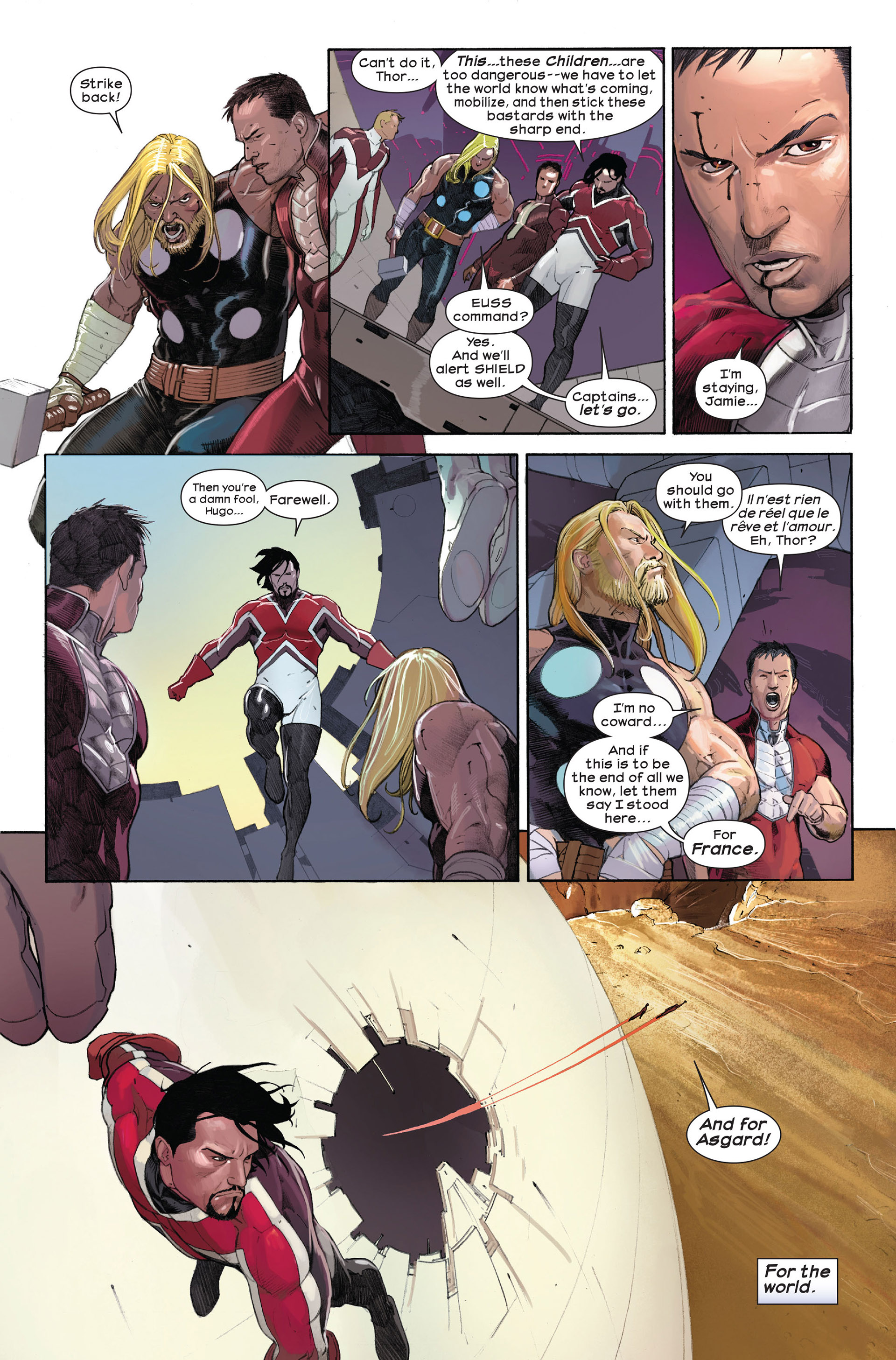 Read online Ultimate Comics Ultimates comic -  Issue #2 - 19