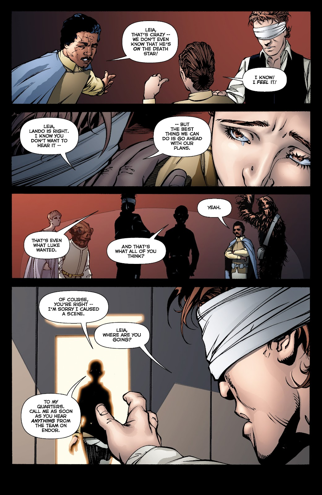 Read online Star Wars Legends: Infinities - Epic Collection comic -  Issue # TPB (Part 3) - 58