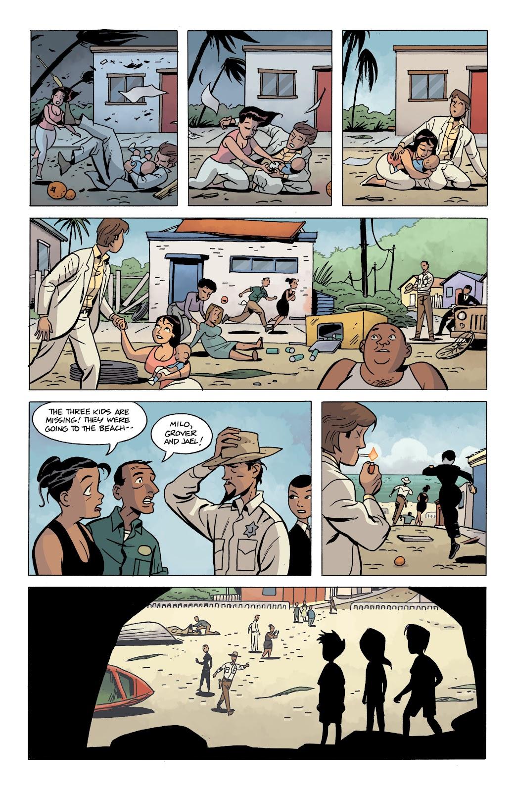 Read online The Twilight Children comic -  Issue #1 - 26