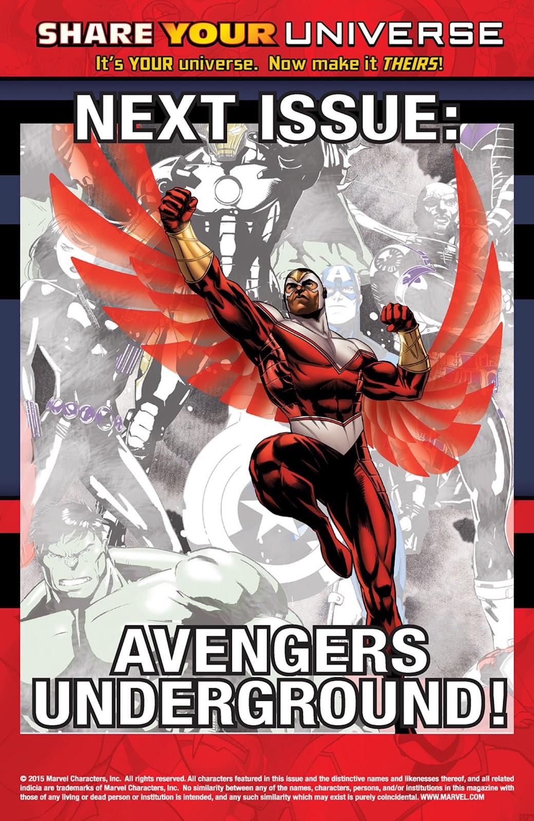 Read online Marvel Universe Avengers Assemble Season 2 comic -  Issue #13 - 30