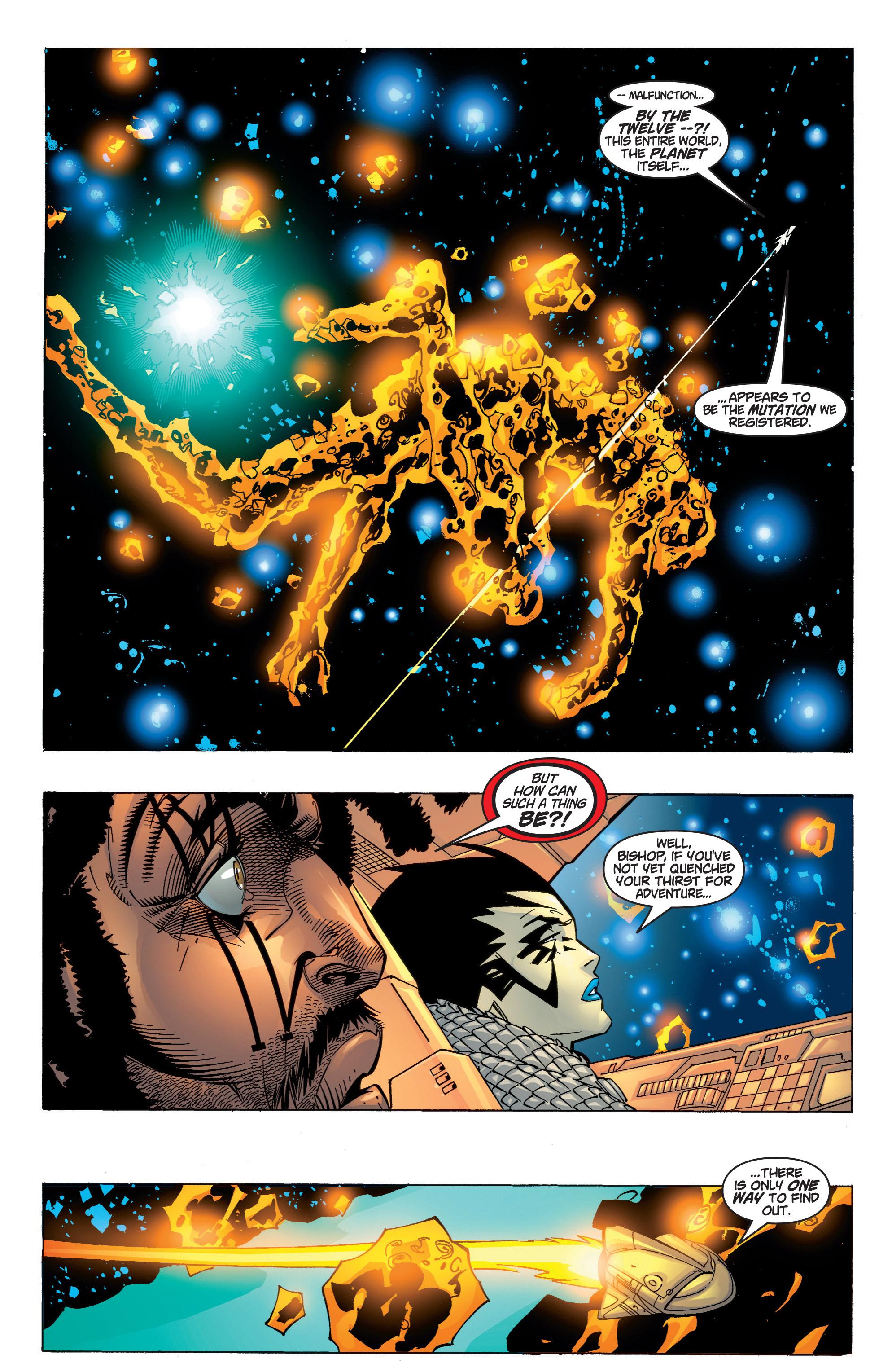 Read online Uncanny X-Men (1963) comic -  Issue #372 - 7