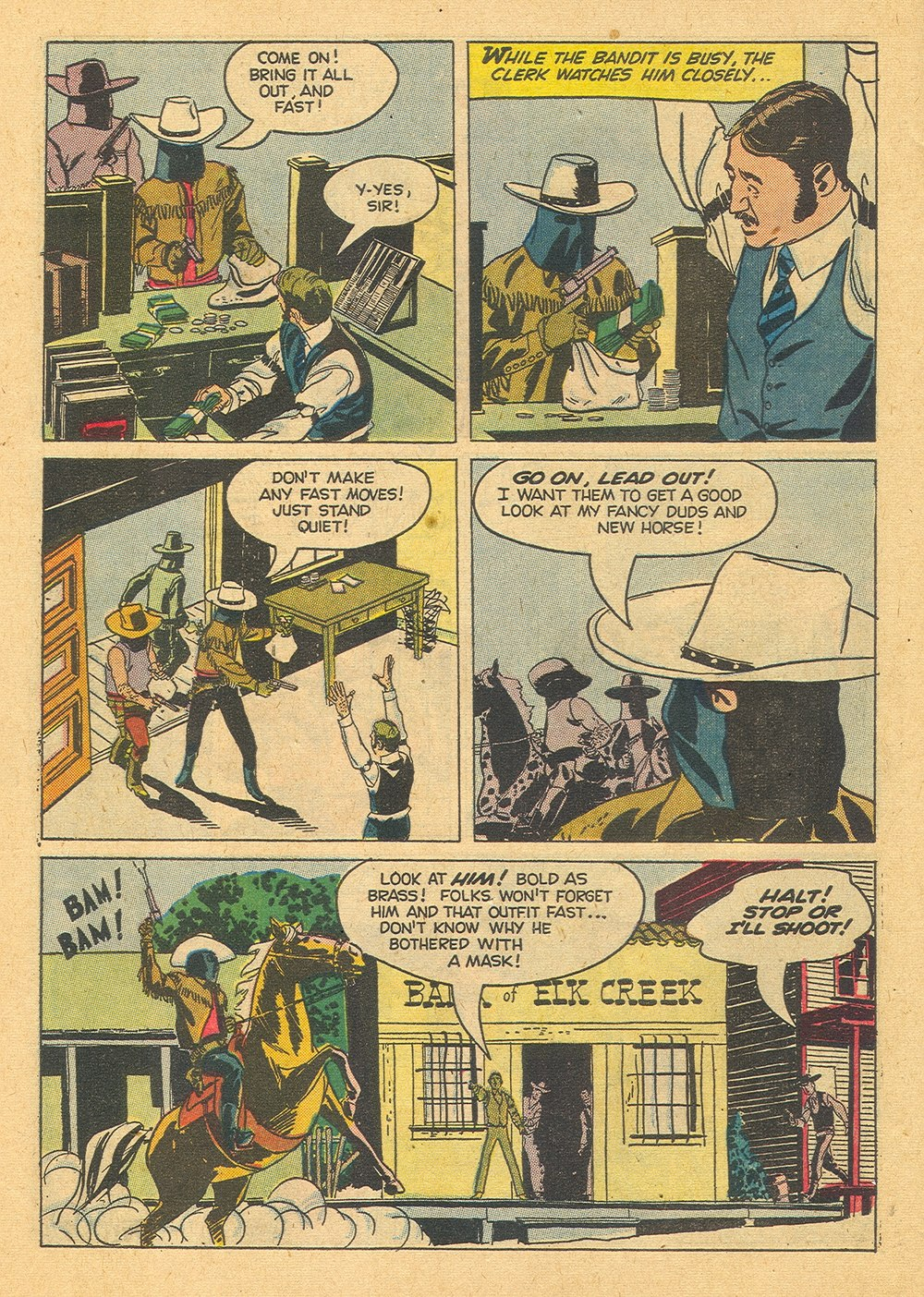 Four Color Comics issue 776 - Page 6