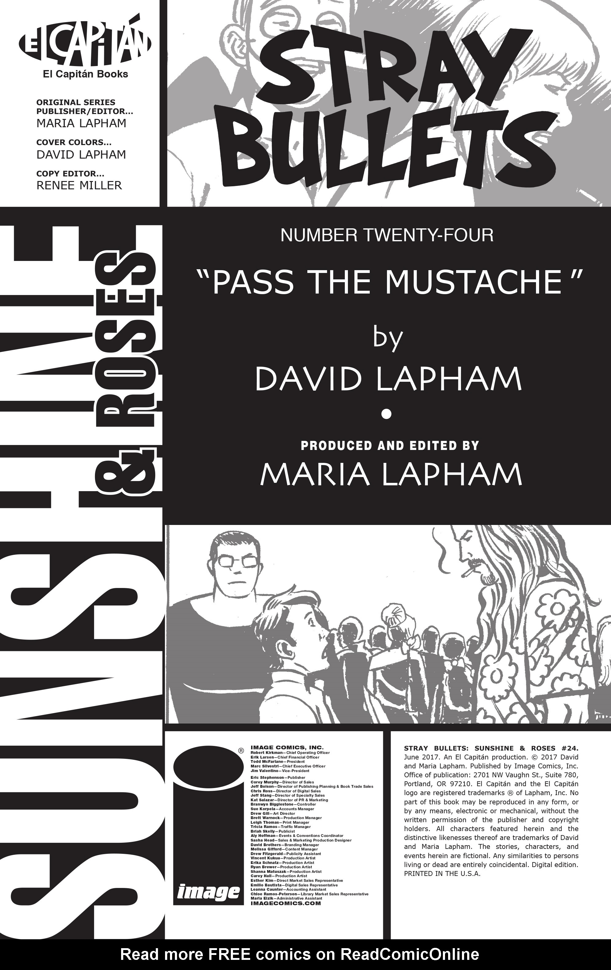Read online Stray Bullets: Sunshine & Roses comic -  Issue #24 - 2