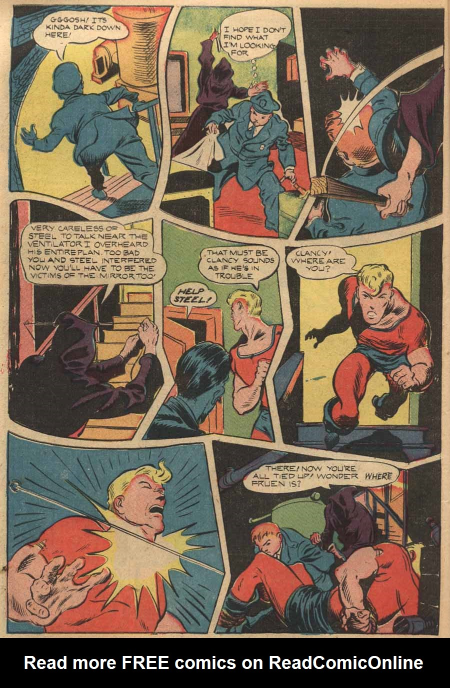 Zip Comics issue 37 - Page 10