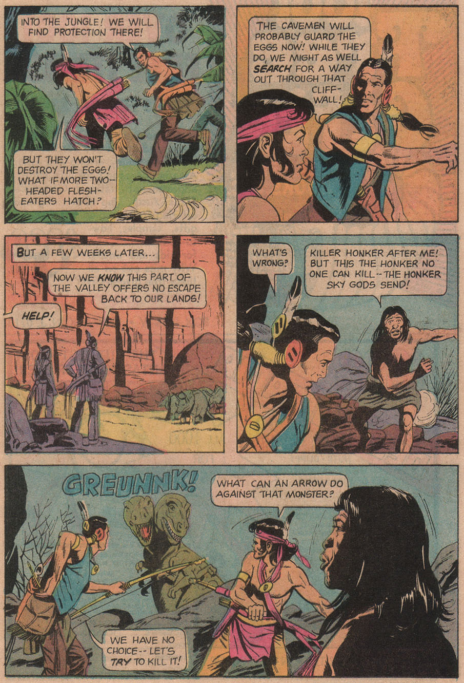 Read online Turok, Son of Stone comic -  Issue #97 - 13