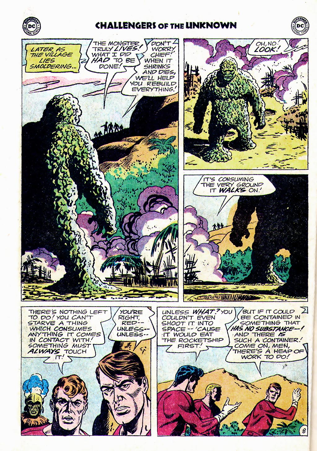Challengers of the Unknown (1958) issue 38 - Page 10