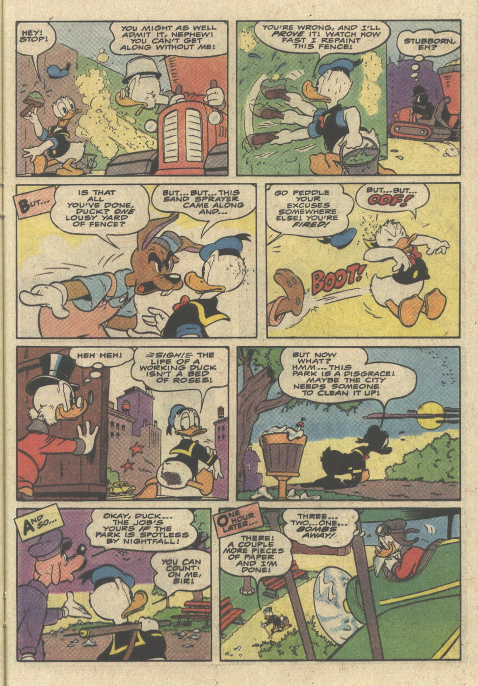 Read online Uncle Scrooge (1953) comic -  Issue #240 - 29