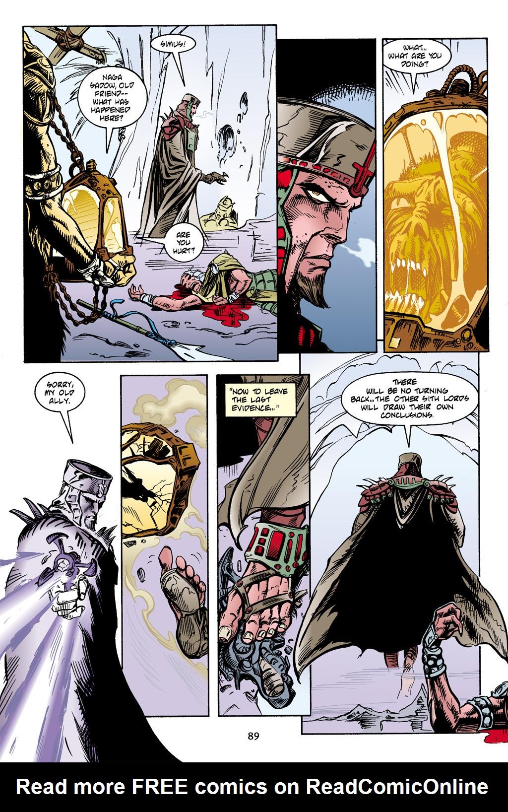 Read online Star Wars Omnibus comic -  Issue # Vol. 4 - 86