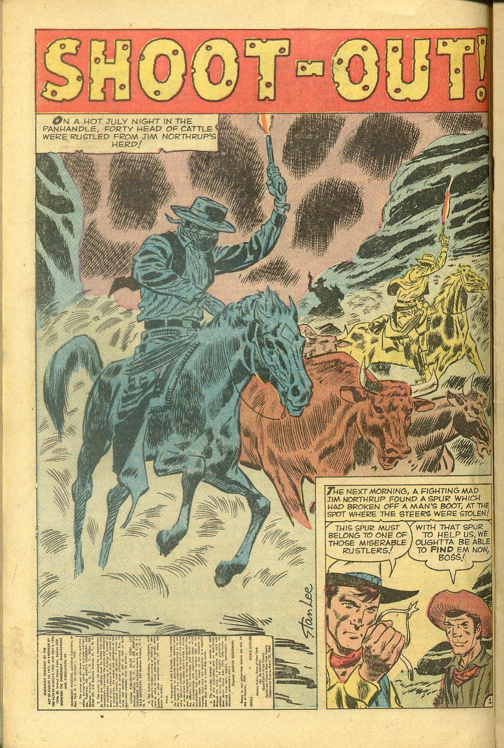 Gunsmoke Western issue 58 - Page 16