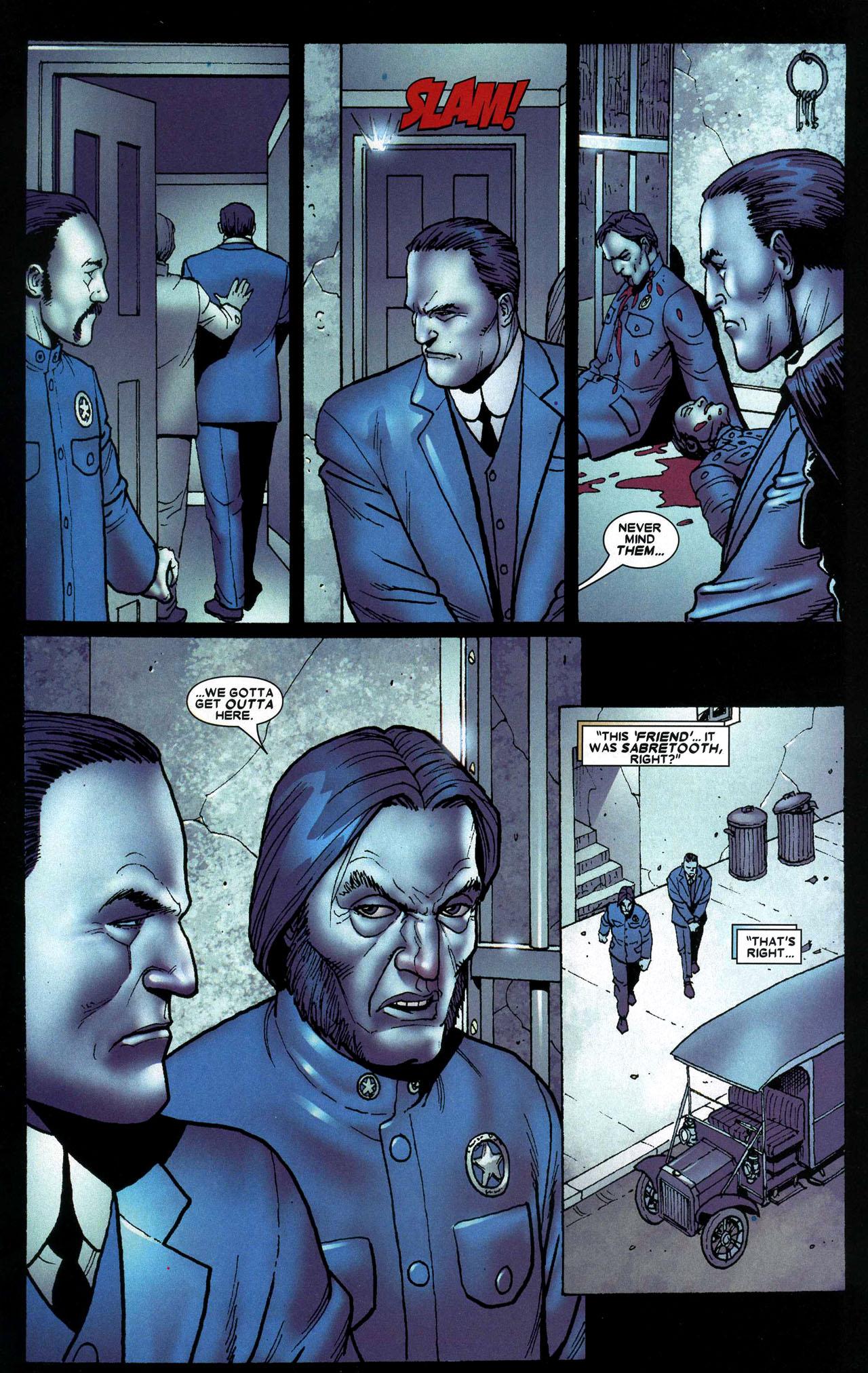 Read online Wolverine: Origins comic -  Issue #14 - 21