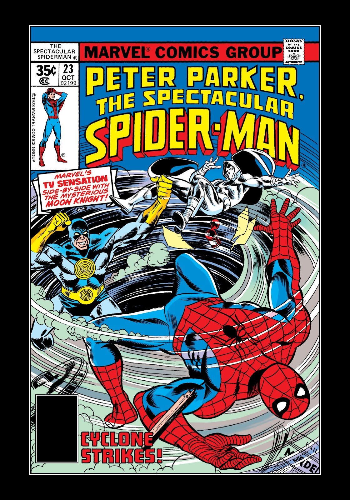 Read online Marvel Masterworks: The Spectacular Spider-Man comic -  Issue # TPB 2 (Part 2) - 35