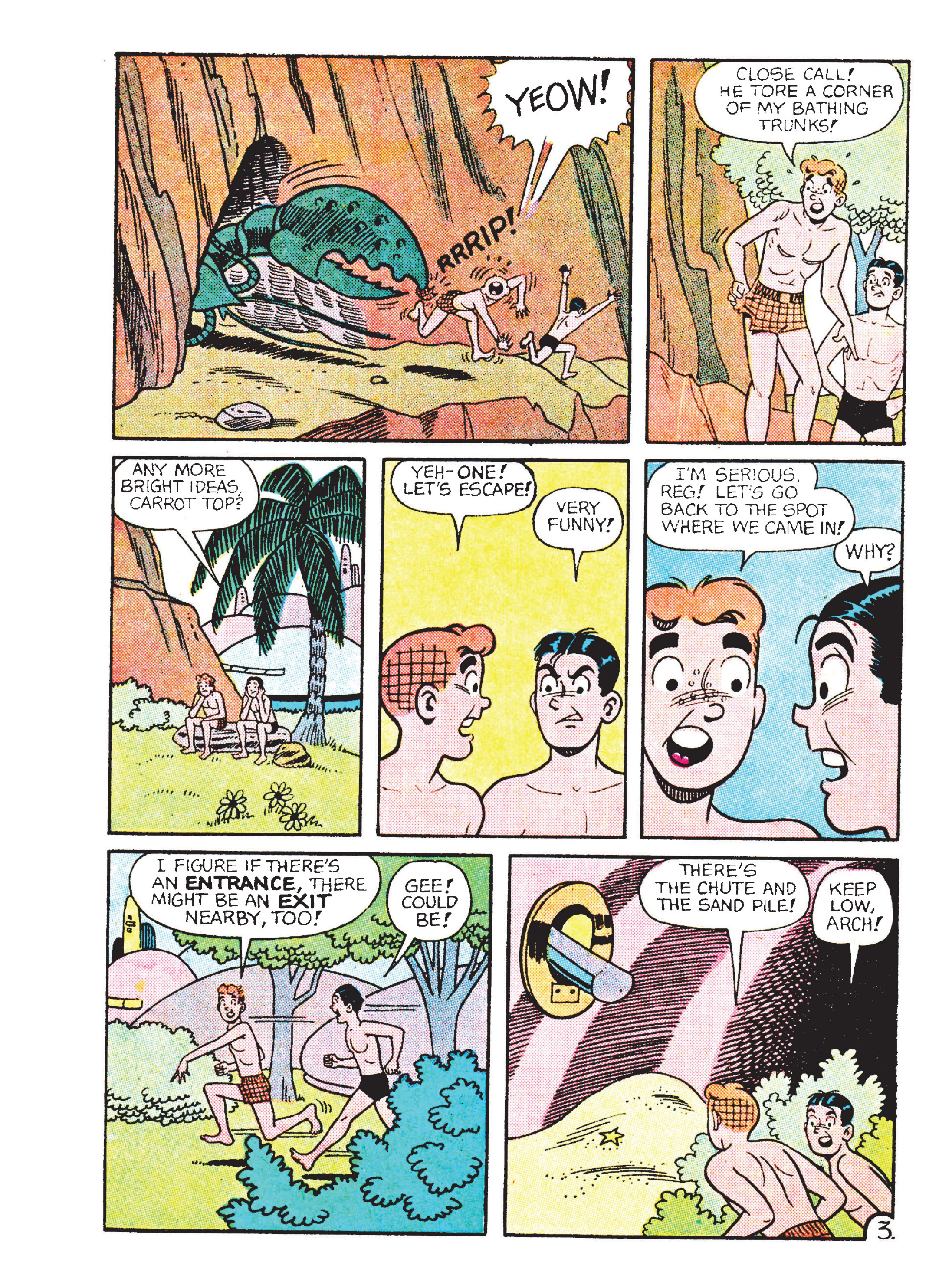 Read online Archie 1000 Page Comics Blowout! comic -  Issue # TPB (Part 2) - 30