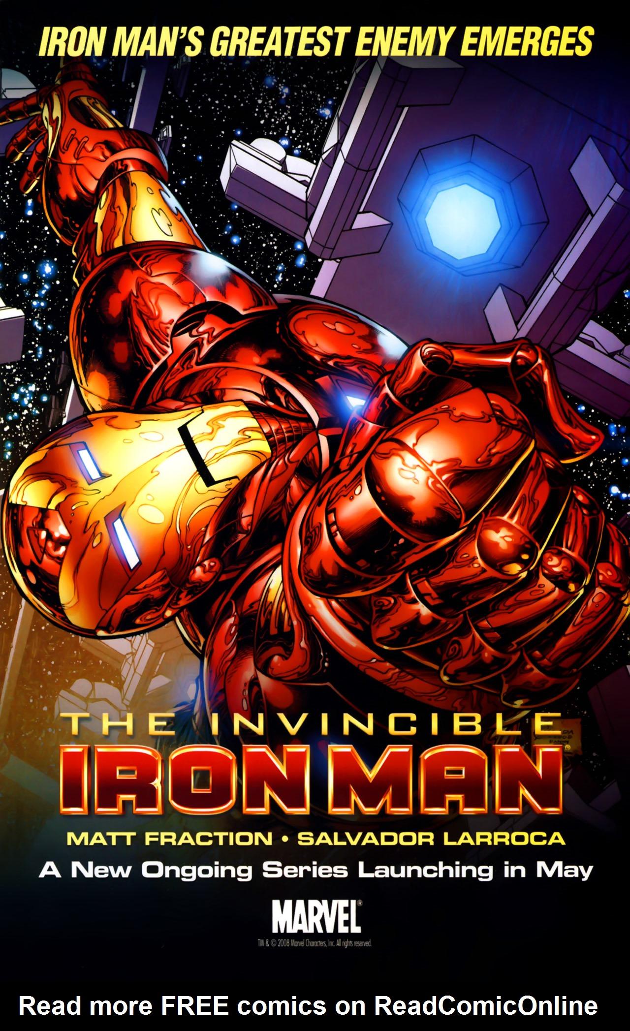 Read online Secret Invasion: Fantastic Four comic -  Issue #1 - 26