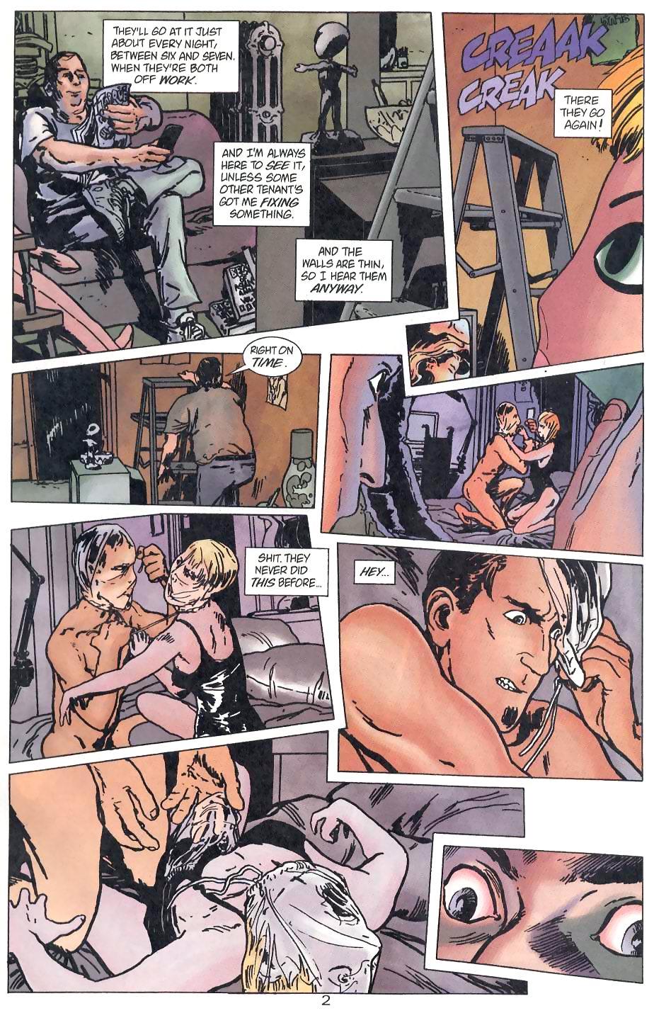 Read online Flinch comic -  Issue #5 - 8