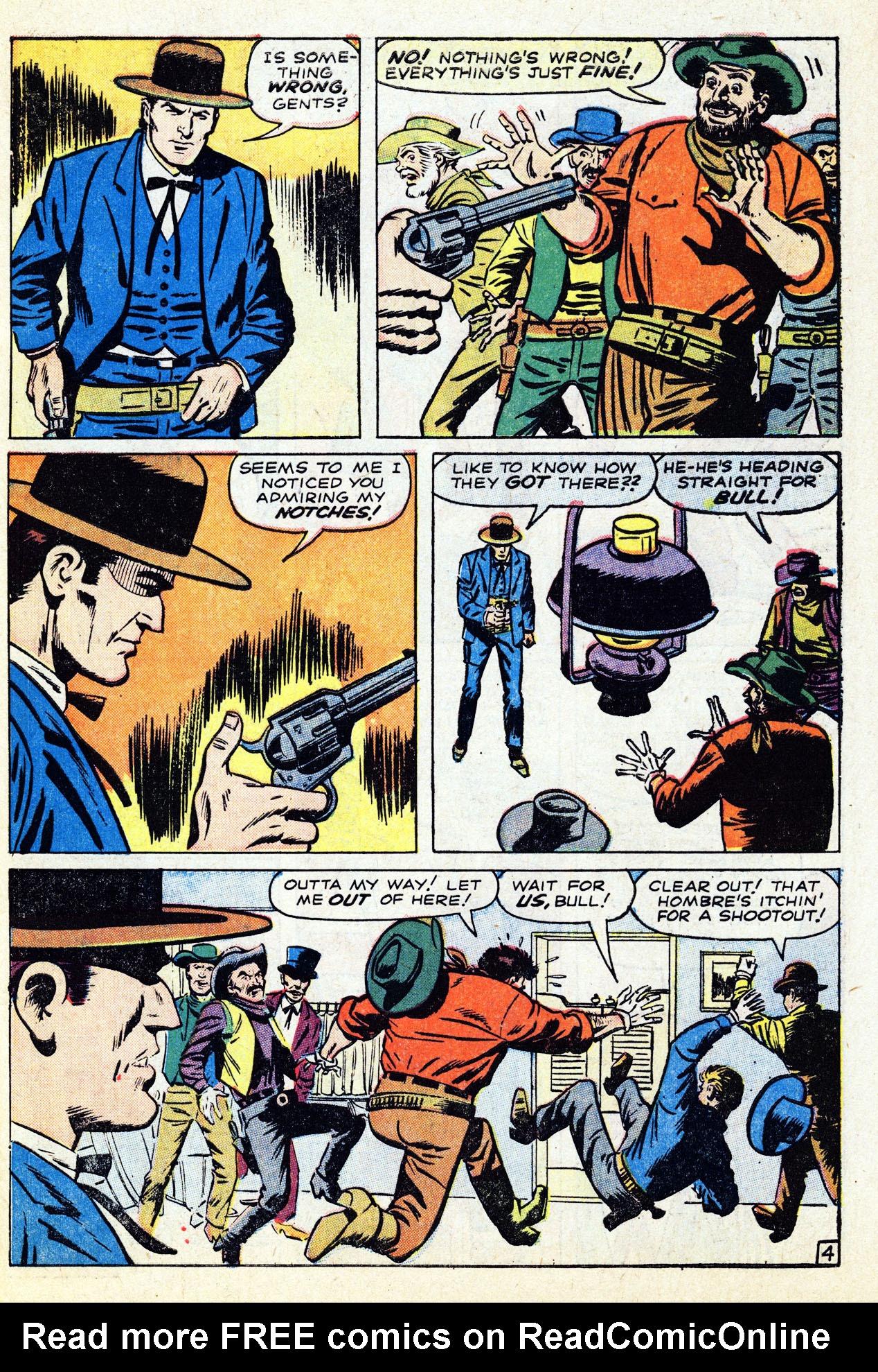 Read online Two-Gun Kid comic -  Issue #67 - 31