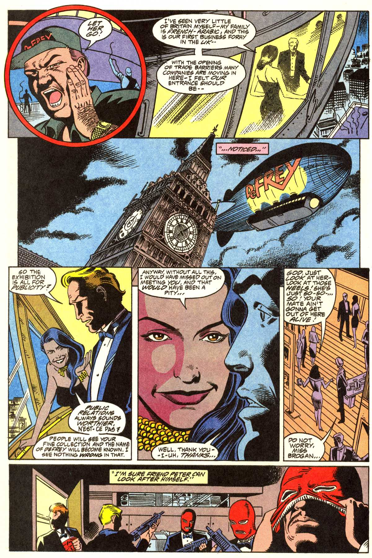 Read online Peter Cannon--Thunderbolt (1992) comic -  Issue #1 - 19