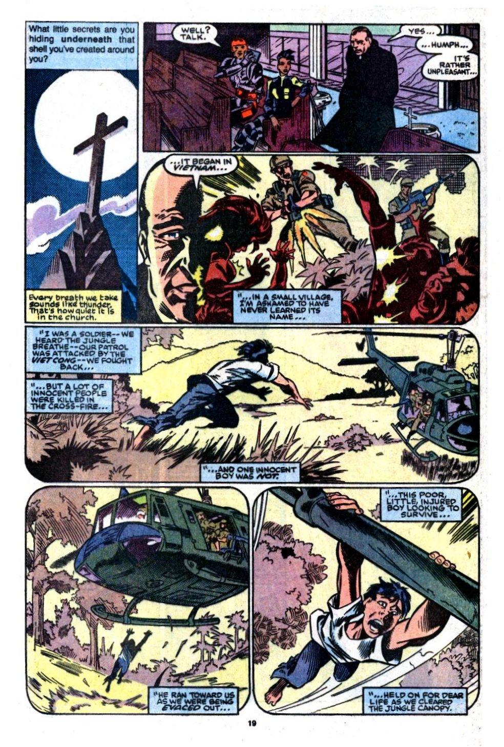 The New Warriors Issue #8 #12 - English 17