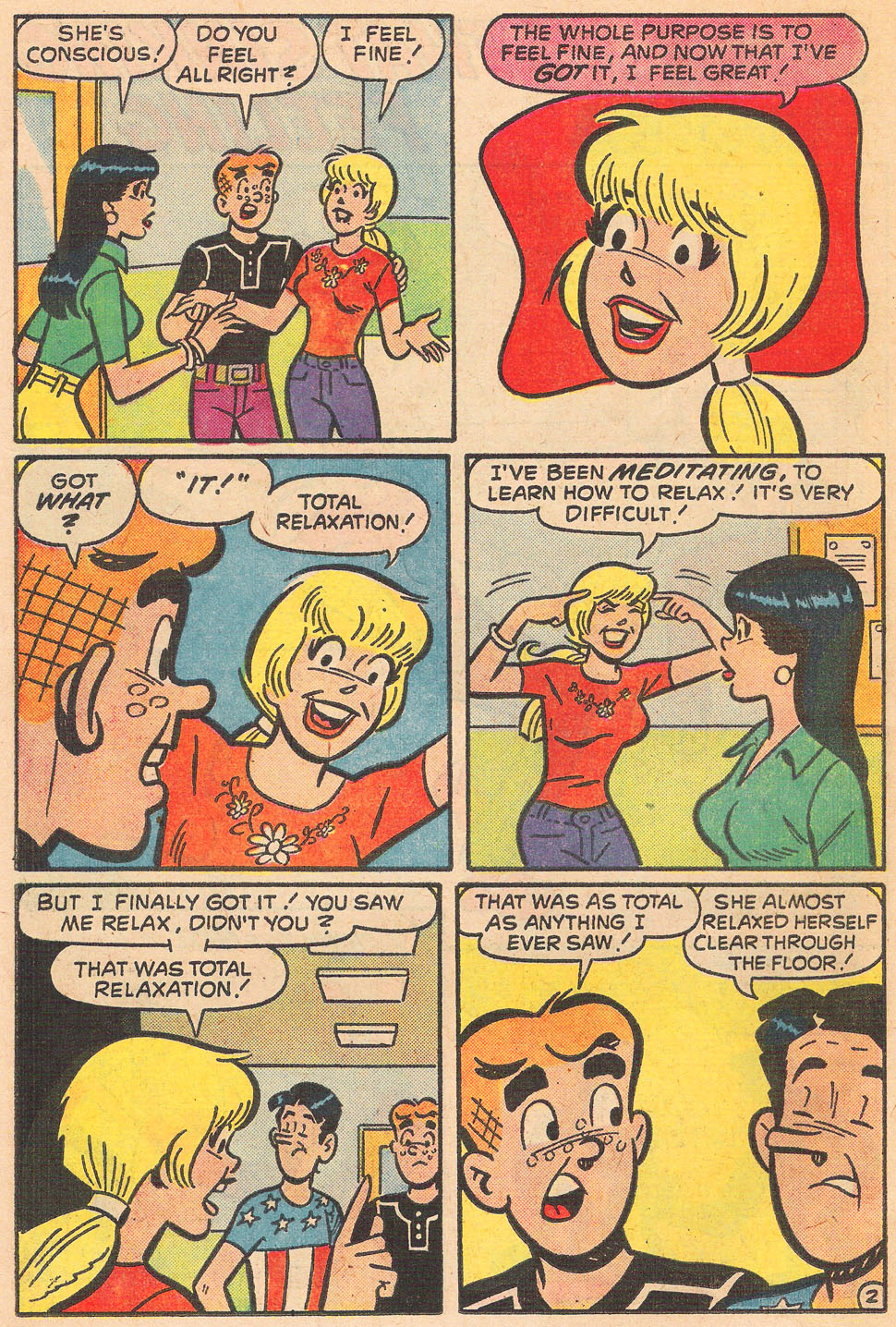 Read online Archie's Girls Betty and Veronica comic -  Issue #236 - 14