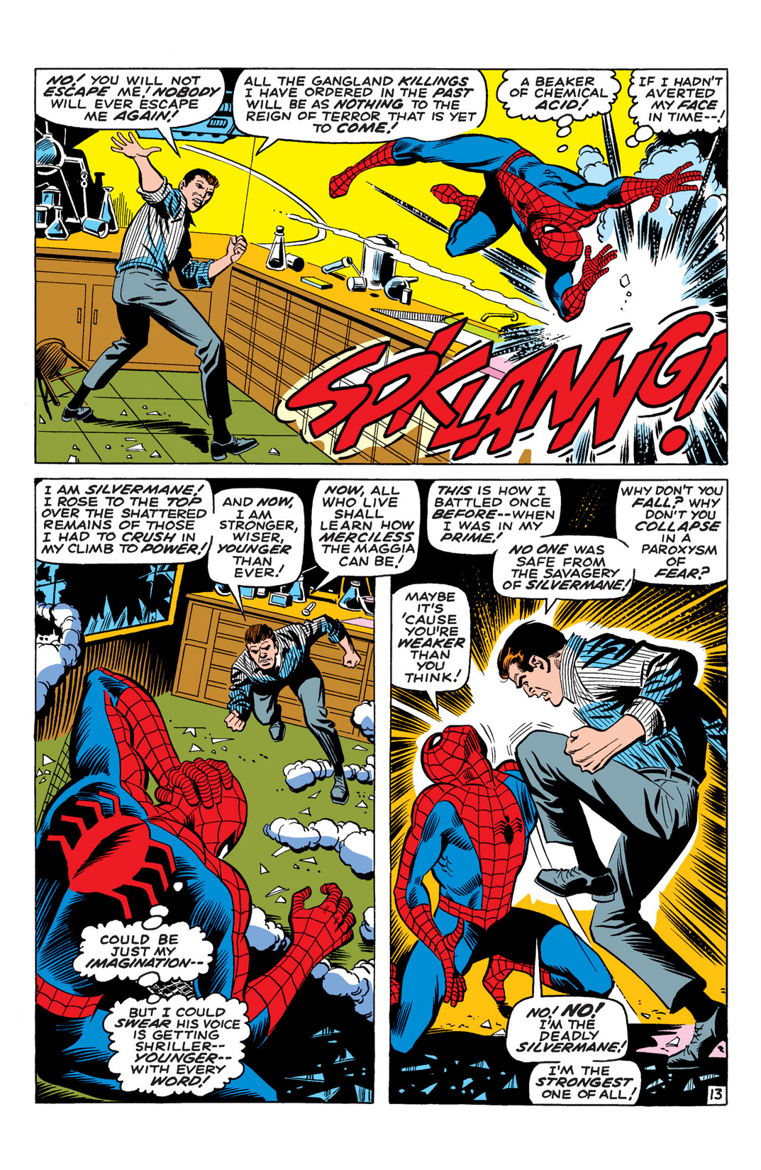 The Amazing Spider-Man (1963) 75 Page 13