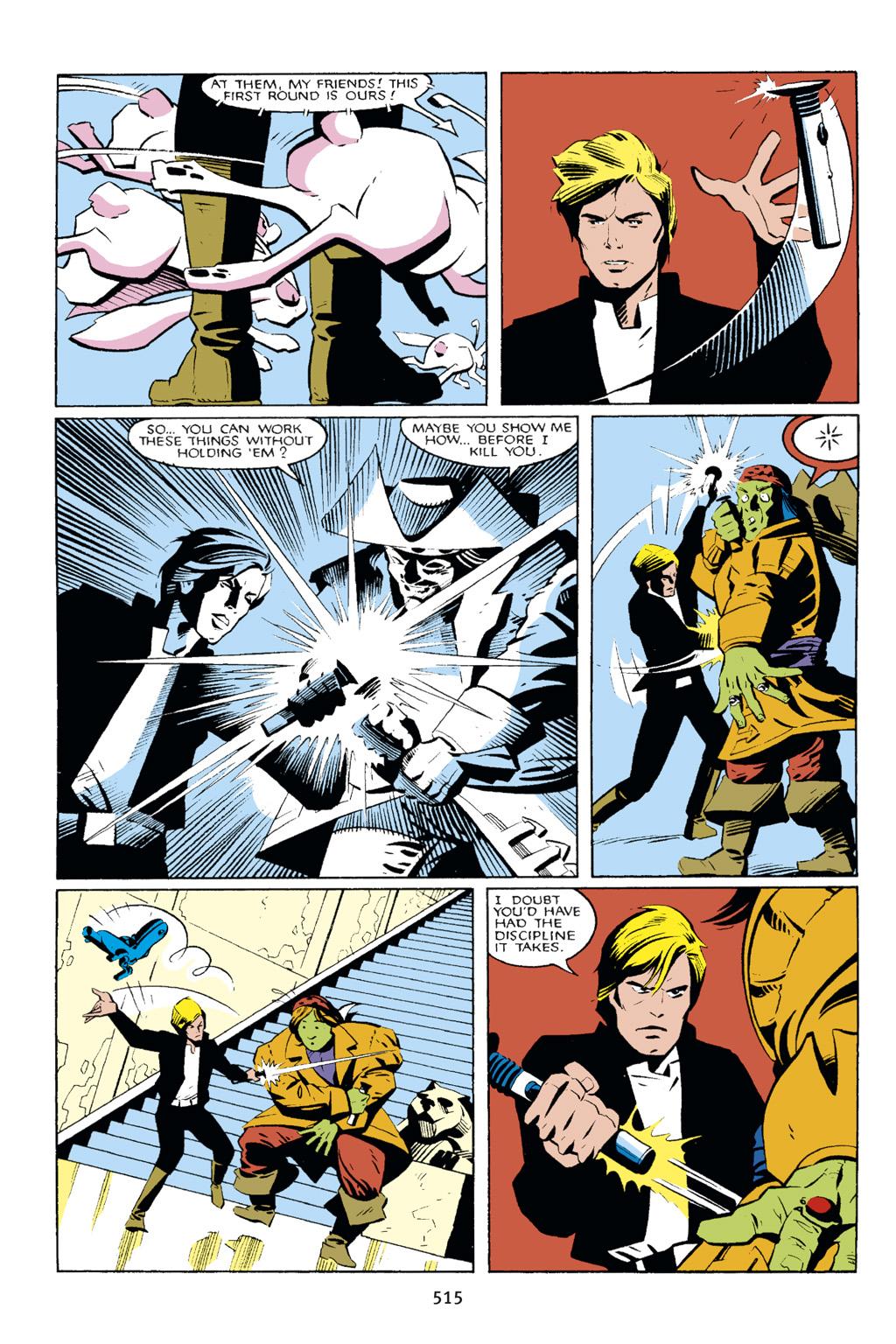 Read online Star Wars Omnibus comic -  Issue # Vol. 21.5 - 239