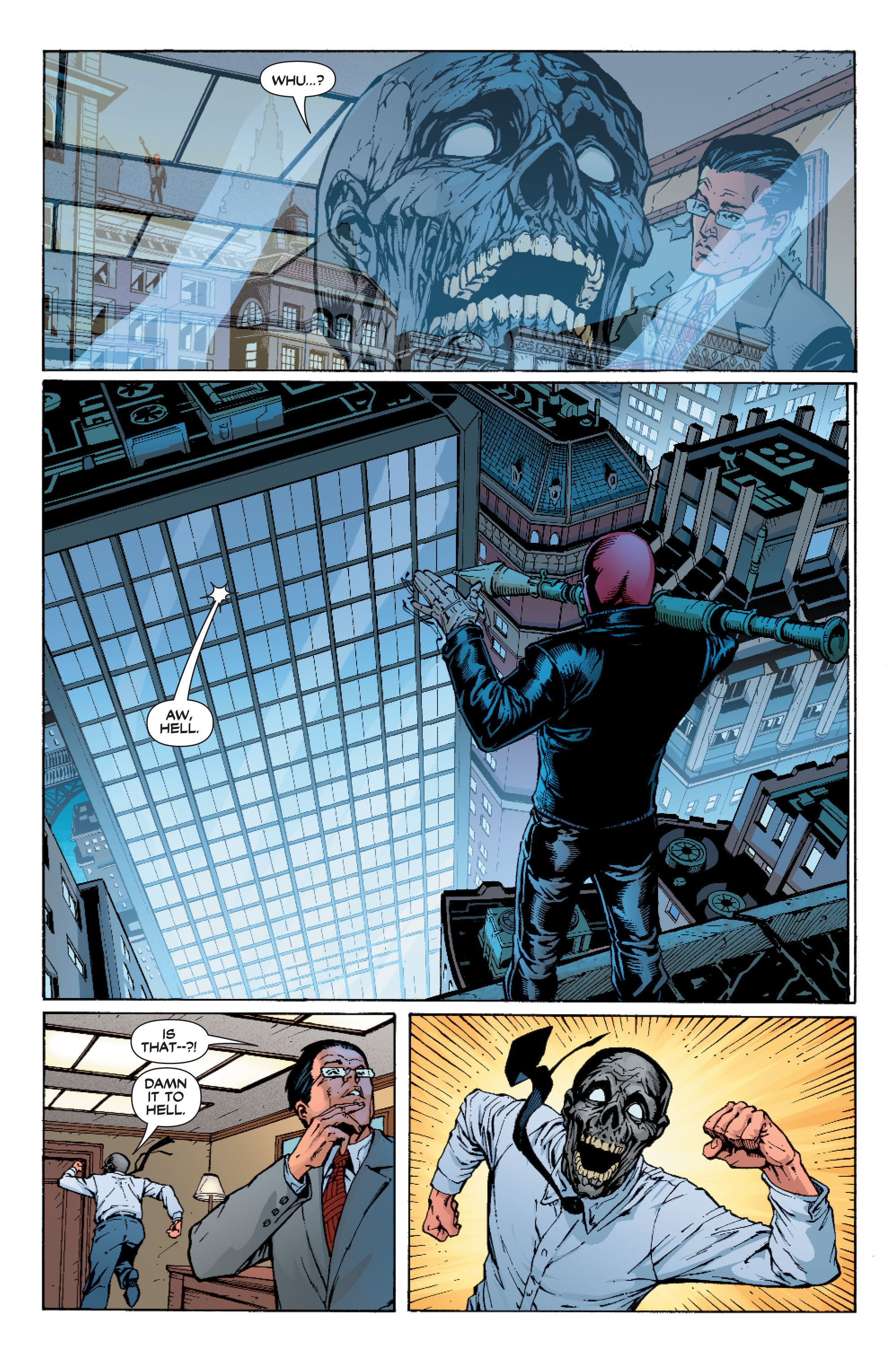 Read online Batman: Under The Red Hood comic -  Issue # Full - 213