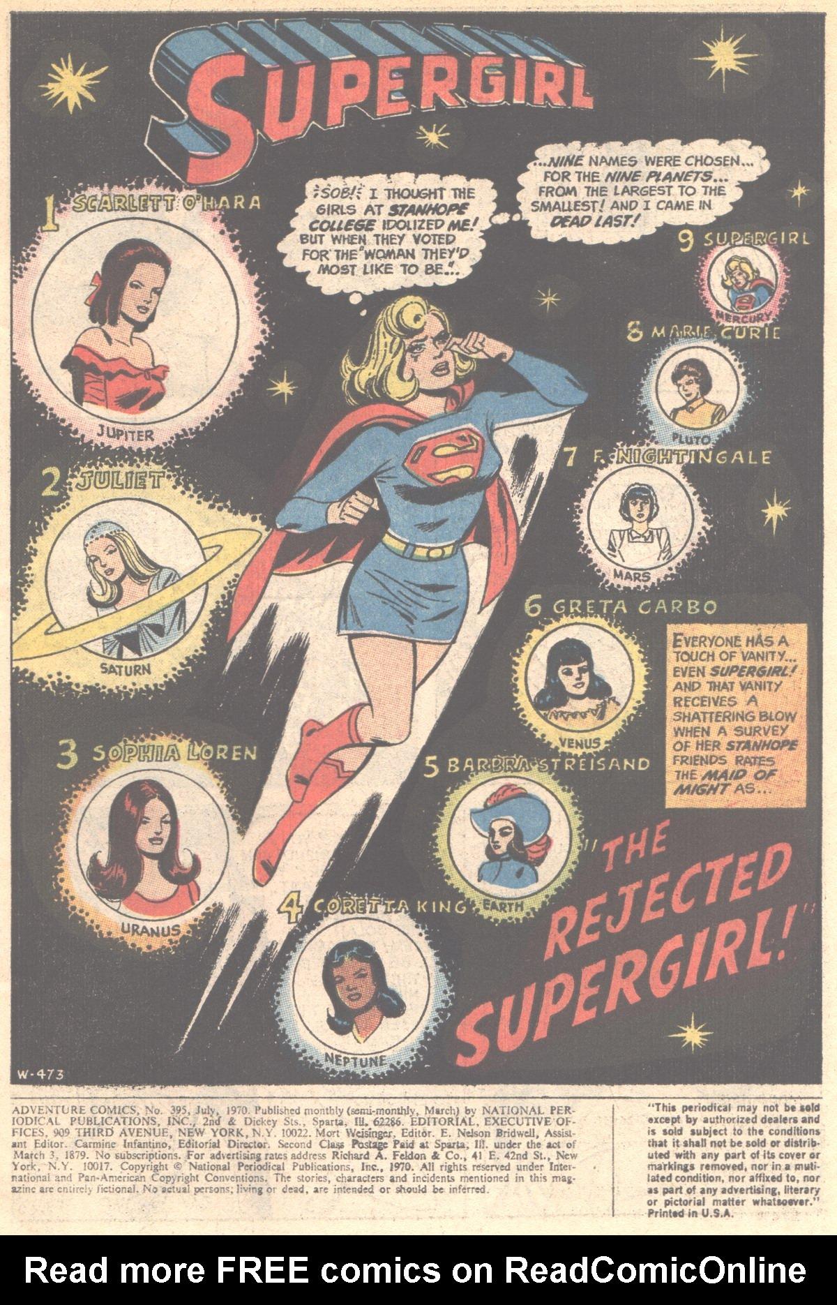 Read online Adventure Comics (1938) comic -  Issue #395 - 3