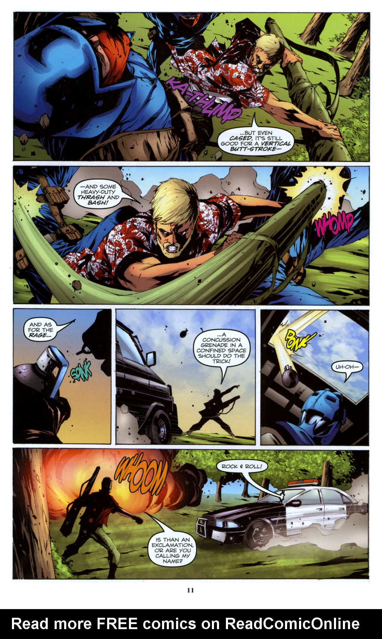 G.I. Joe: A Real American Hero 157 Page 12