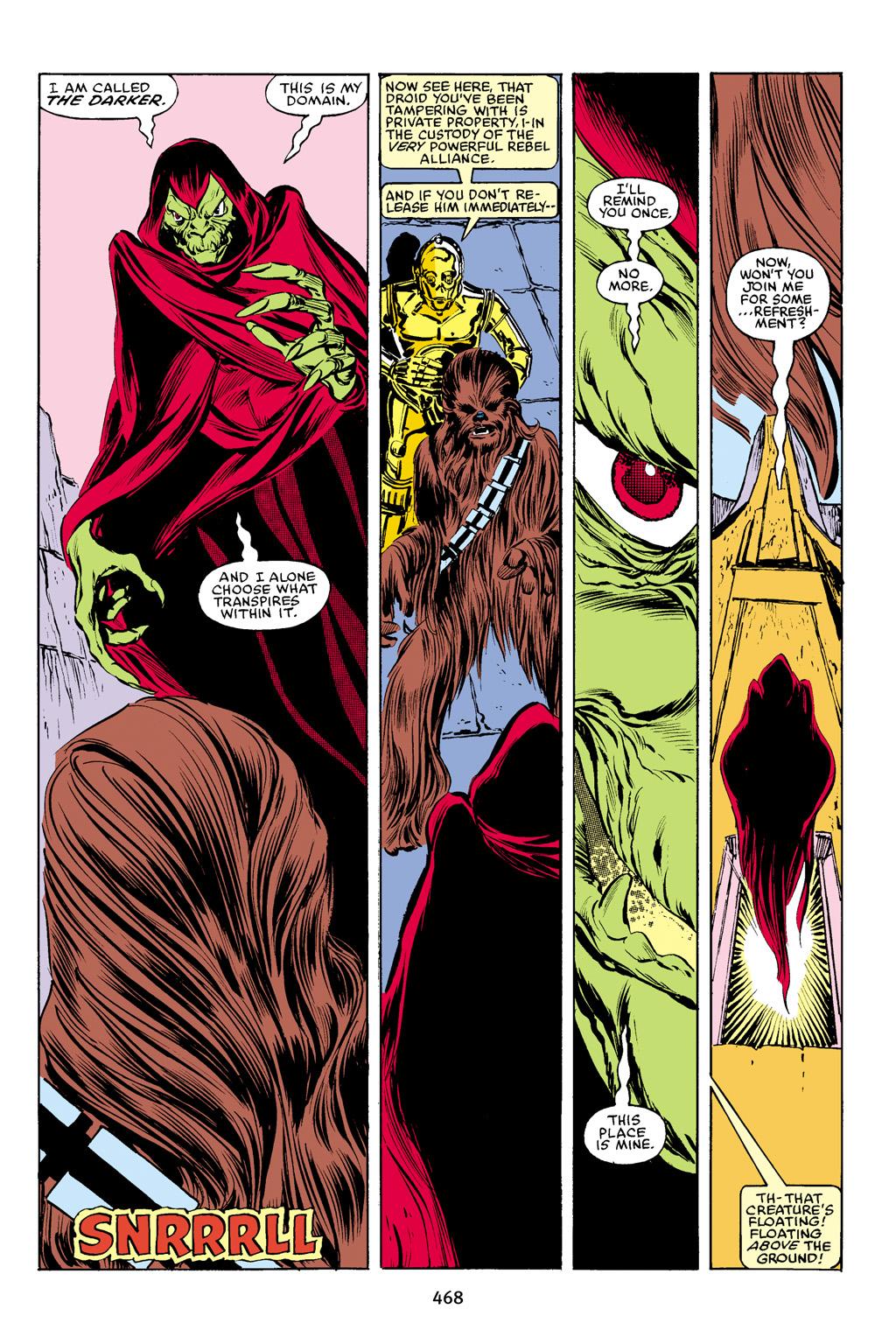 Read online Star Wars Omnibus comic -  Issue # Vol. 16 - 459