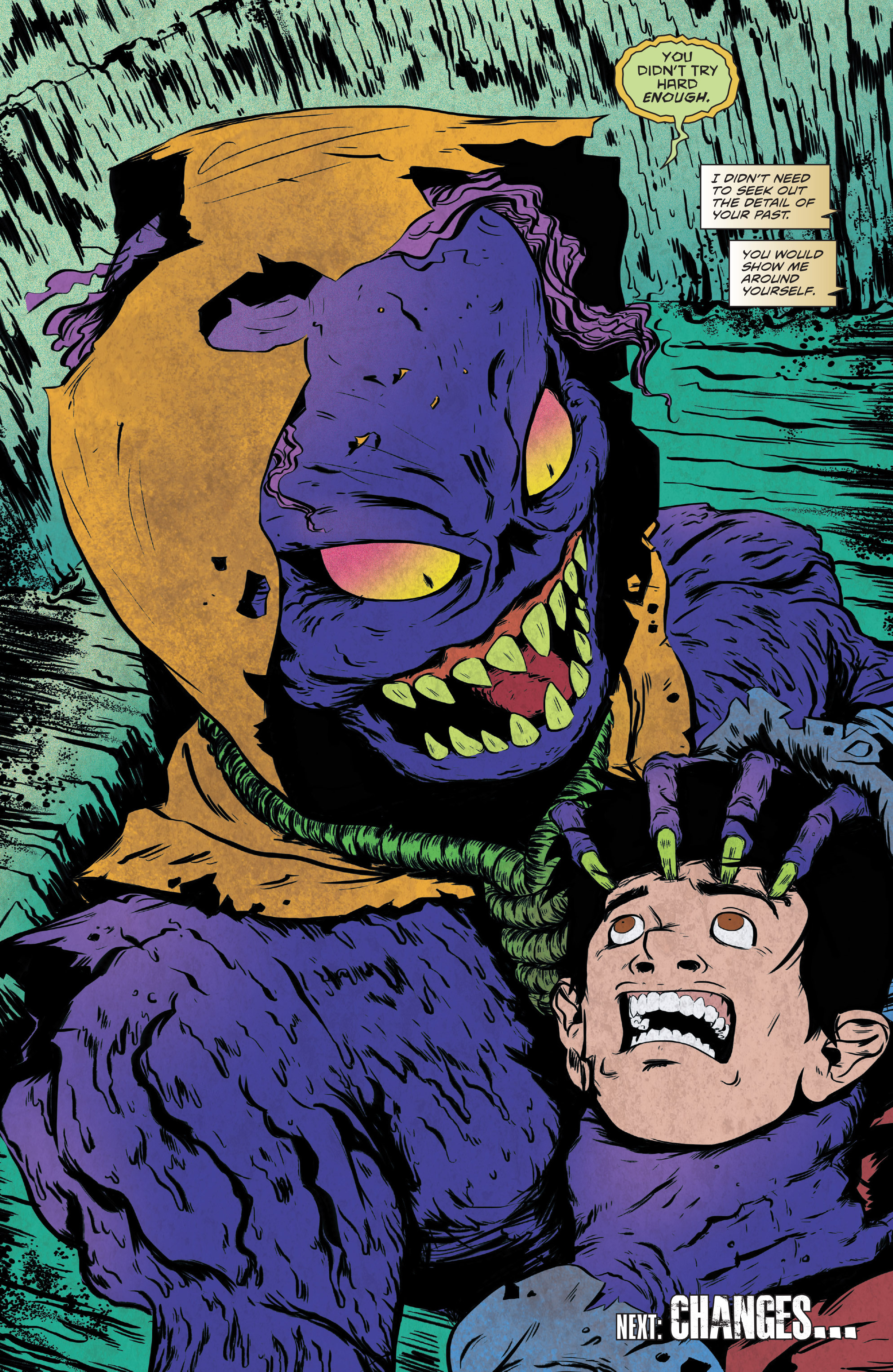 Read online Translucid comic -  Issue #5 - 24