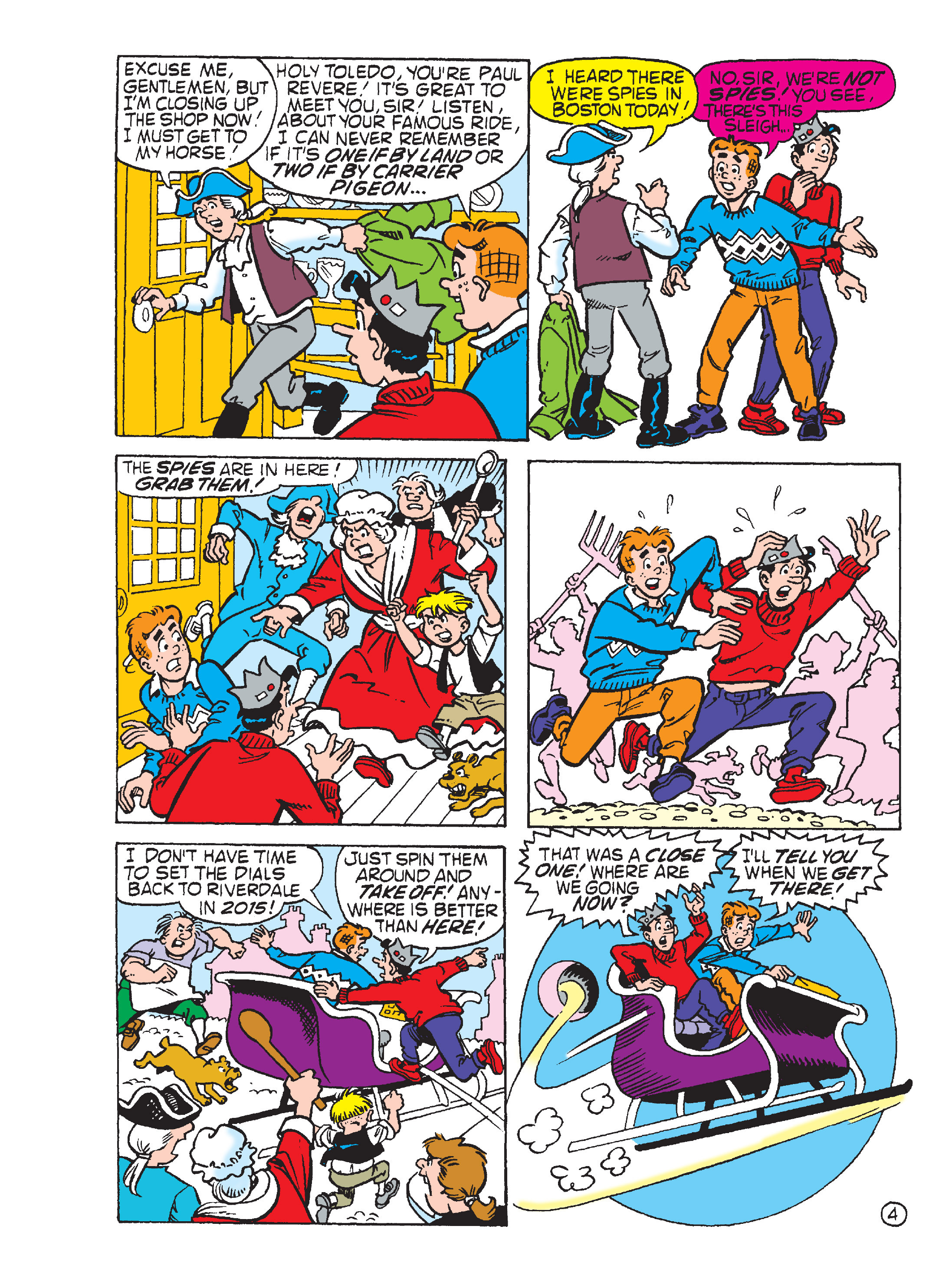 Read online World of Archie Double Digest comic -  Issue #55 - 241