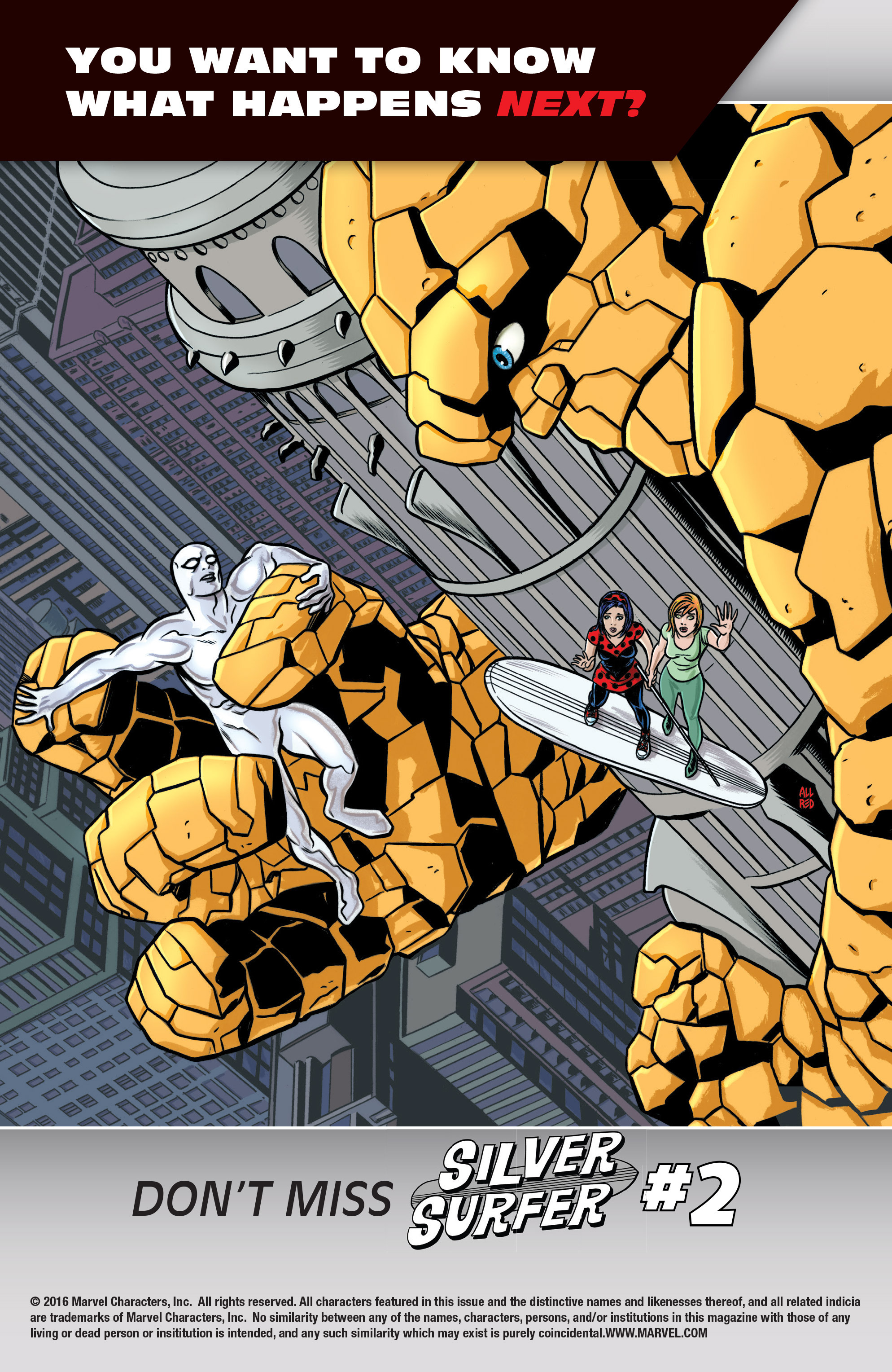 Read online Silver Surfer (2016) comic -  Issue #1 - 22