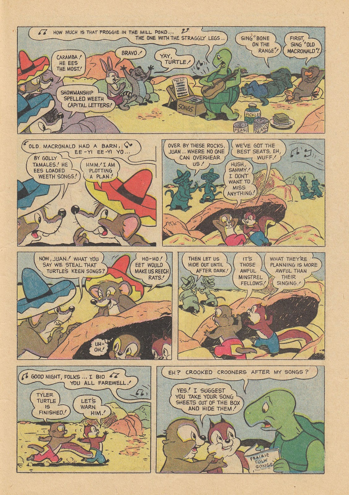 Tom & Jerry Comics issue 159 - Page 25