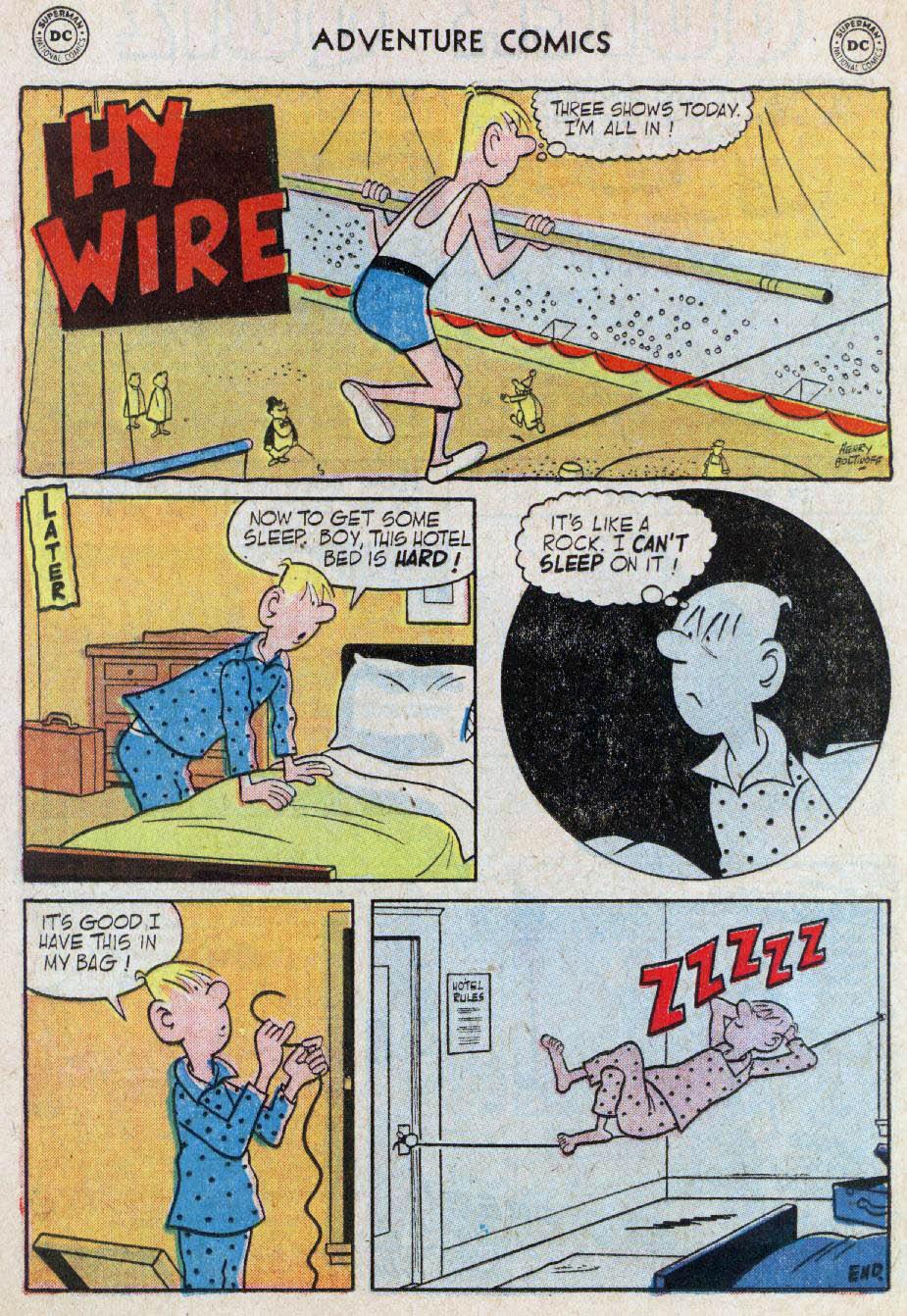 Read online Adventure Comics (1938) comic -  Issue #236 - 16