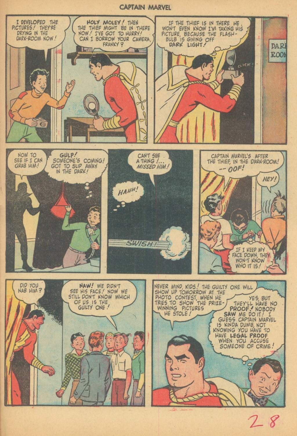 Captain Marvel Adventures issue 63 - Page 31
