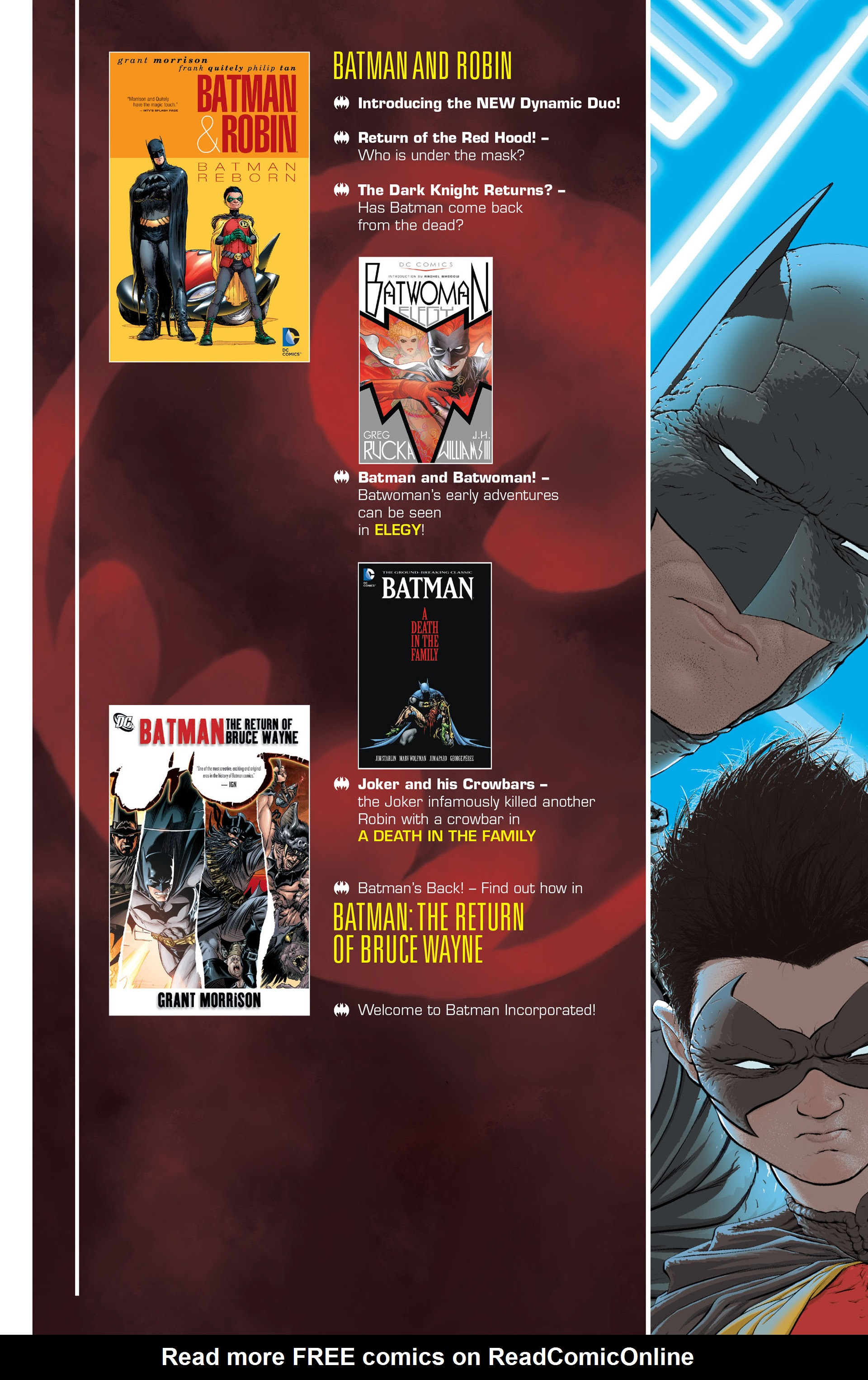 Read online Batman Incorporated (2012) comic -  Issue # _Special 1 - 42