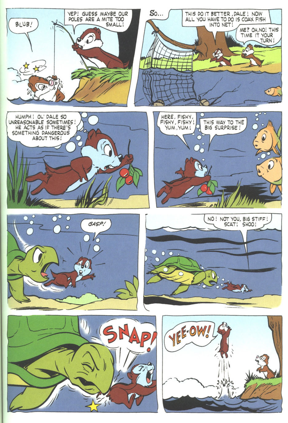 Walt Disney's Comics and Stories issue 610 - Page 47