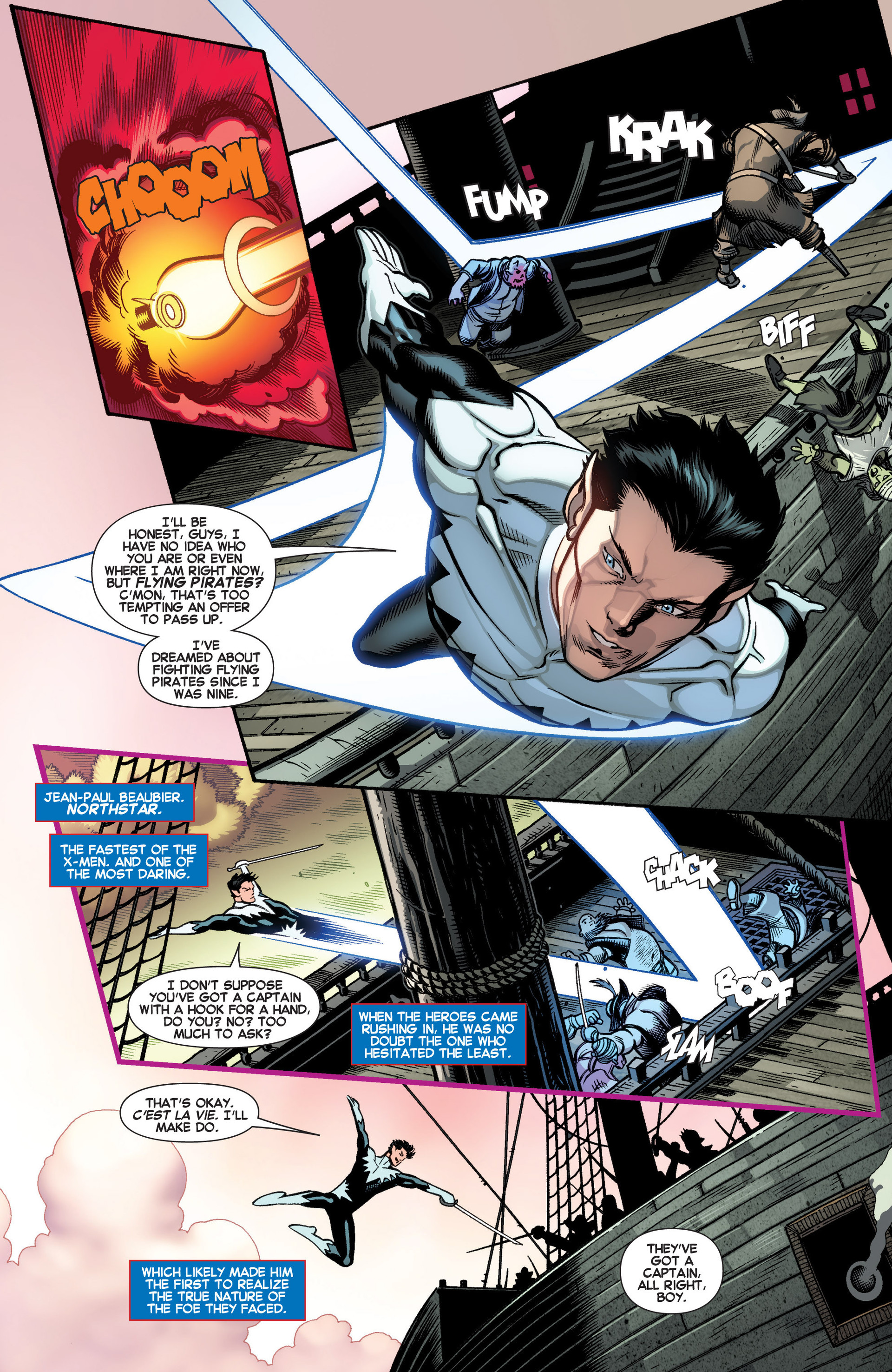 Read online Amazing X-Men (2014) comic -  Issue #2 - 8