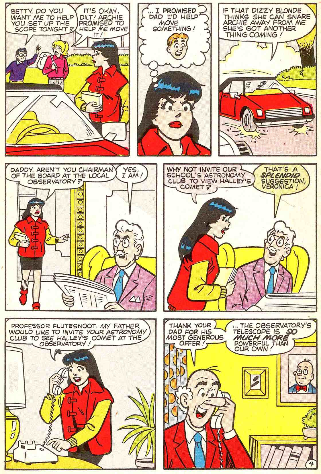 Read online Archie's Girls Betty and Veronica comic -  Issue #341 - 22