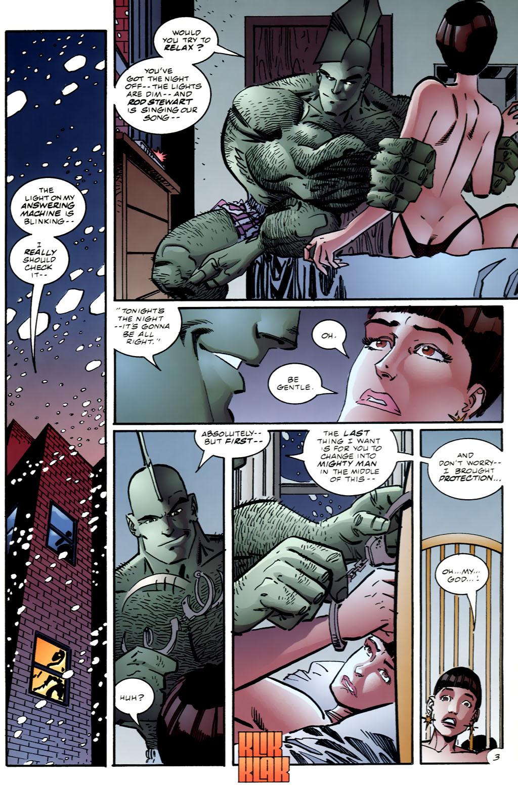 The Savage Dragon (1993) Issue #98 #101 - English 5