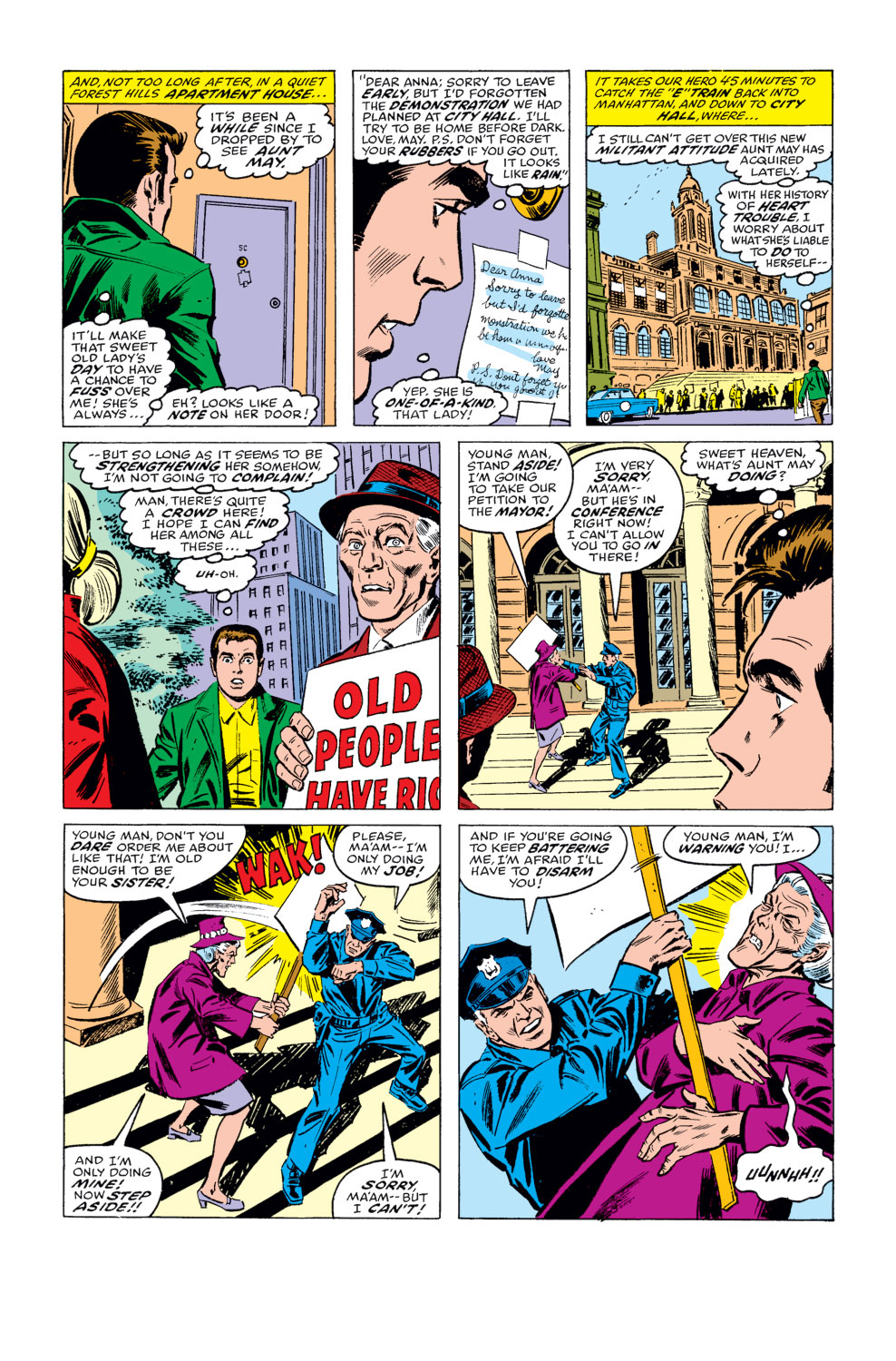 The Amazing Spider-Man (1963) 176 Page 5