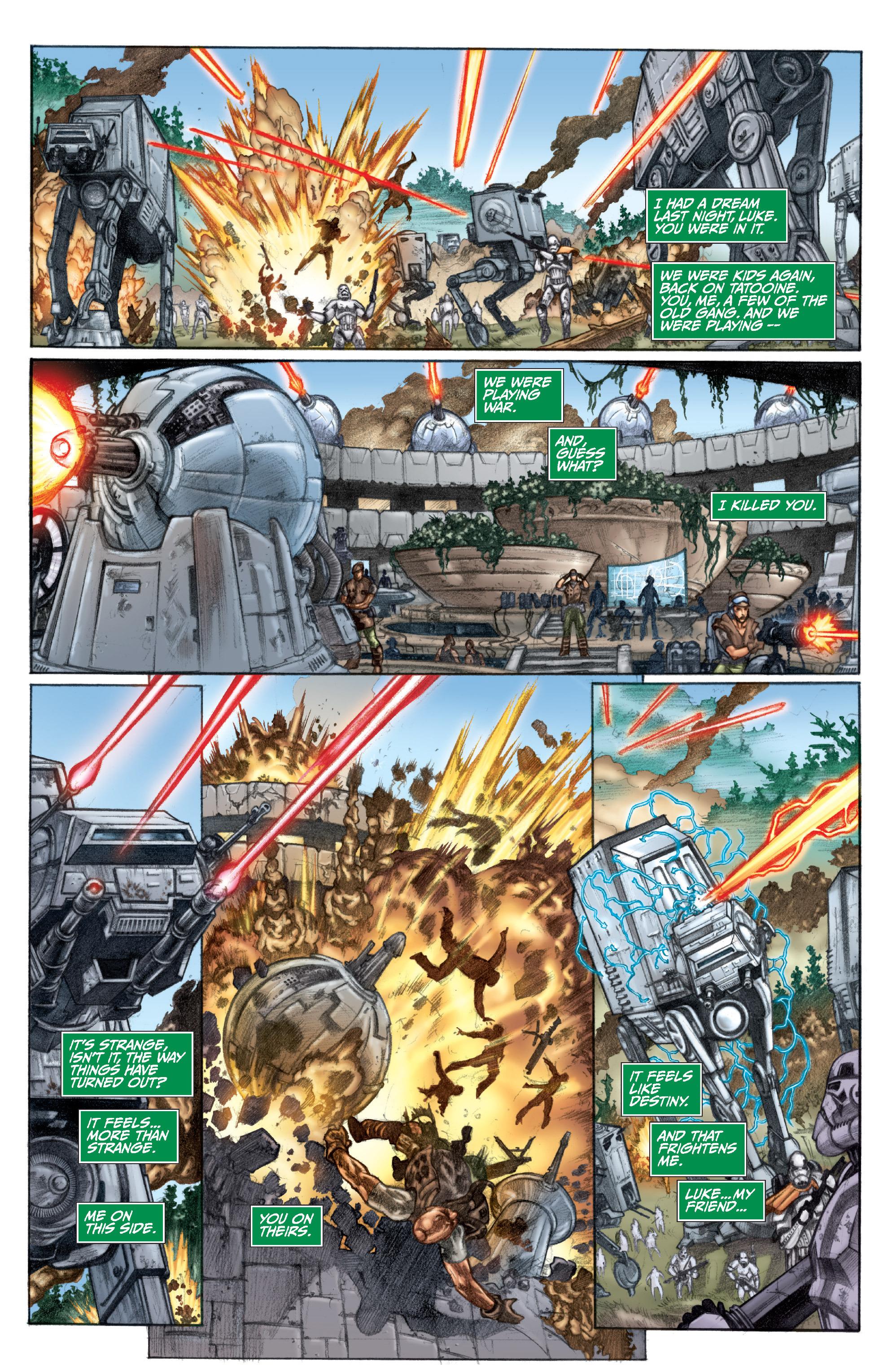 Read online Star Wars Omnibus comic -  Issue # Vol. 22 - 329