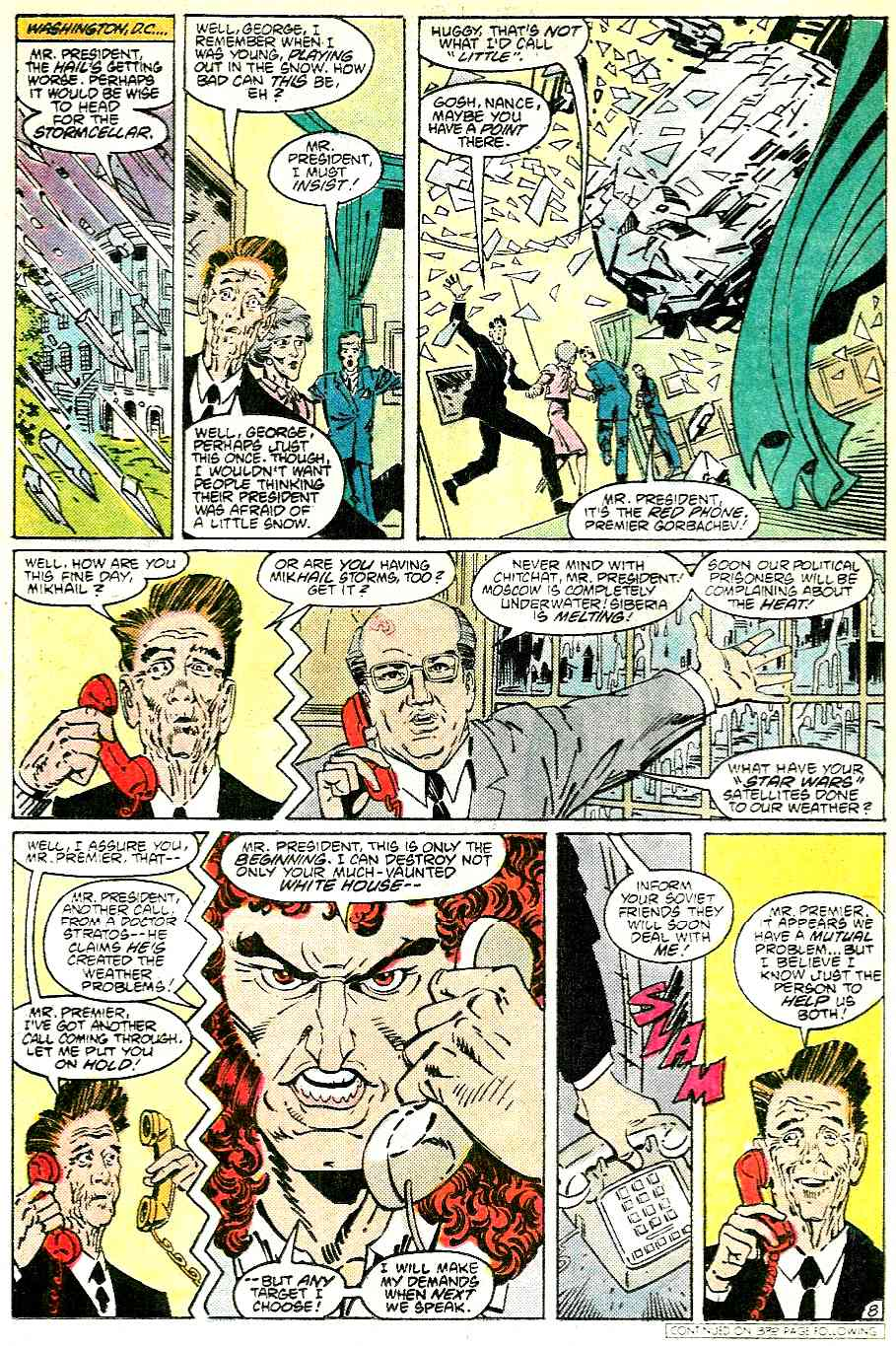 Read online Adventures of Superman (1987) comic -  Issue #431 - 9