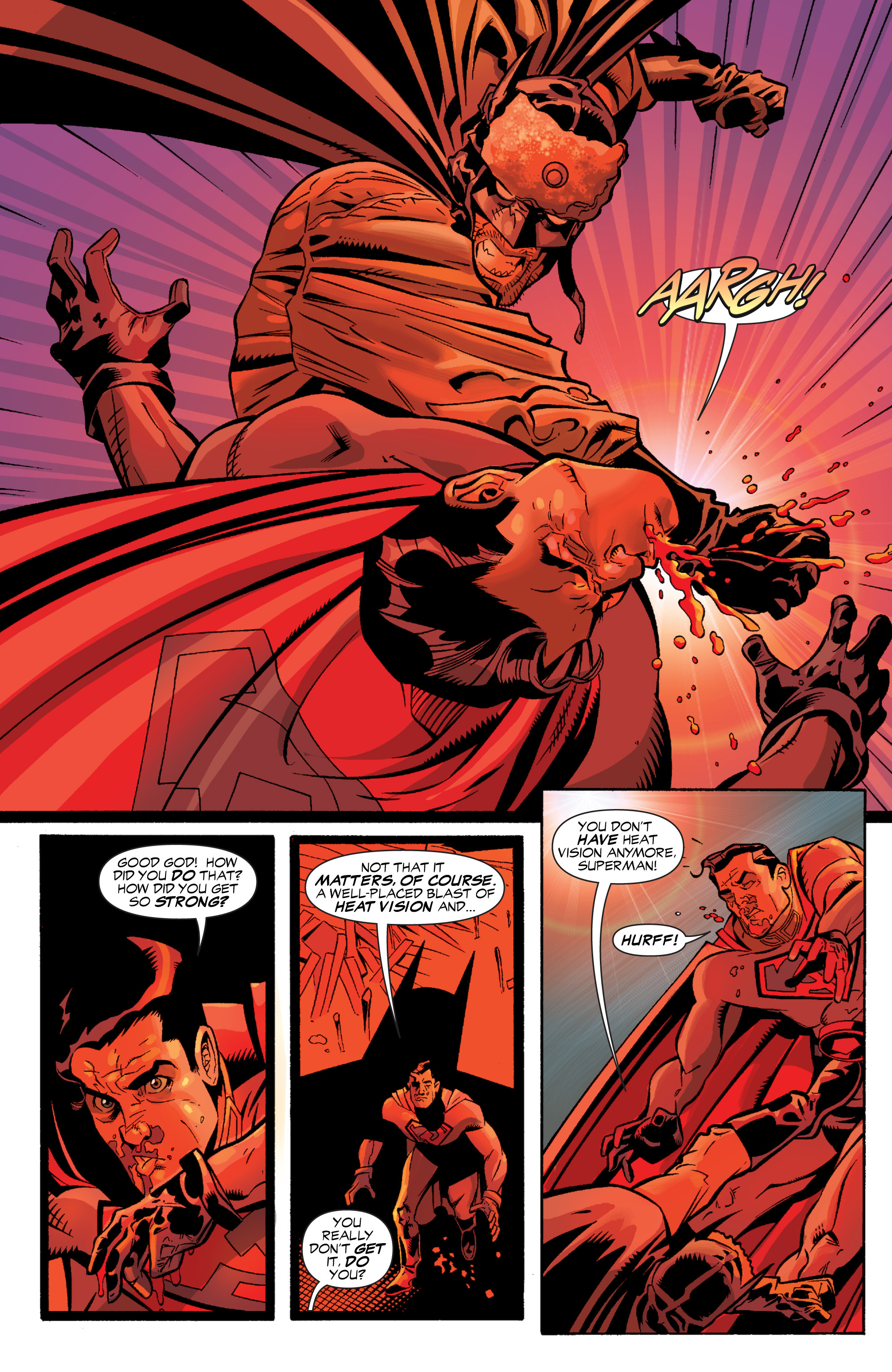 Read Online Superman Red Son Comic Issue 2